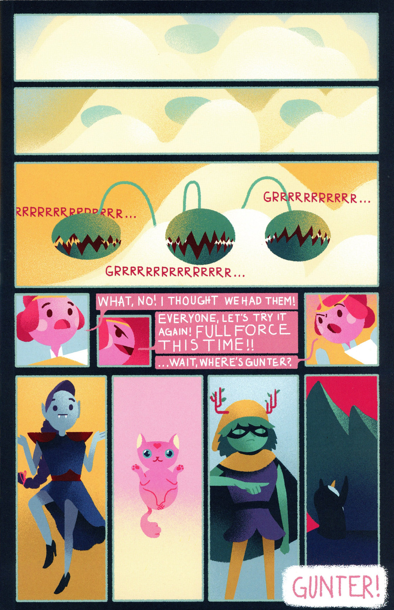 Read online Adventure Time Comics comic -  Issue #7 - 7