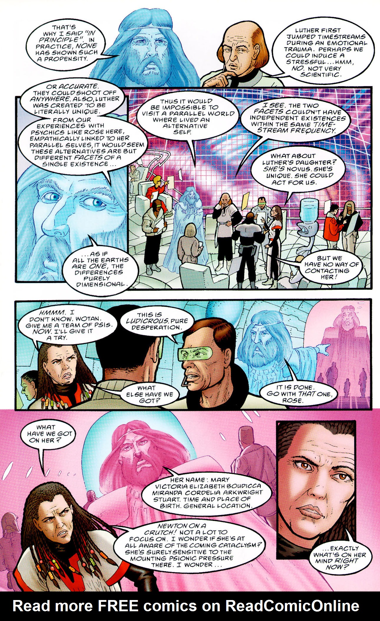 Read online Heart of Empire comic -  Issue #4 - 26