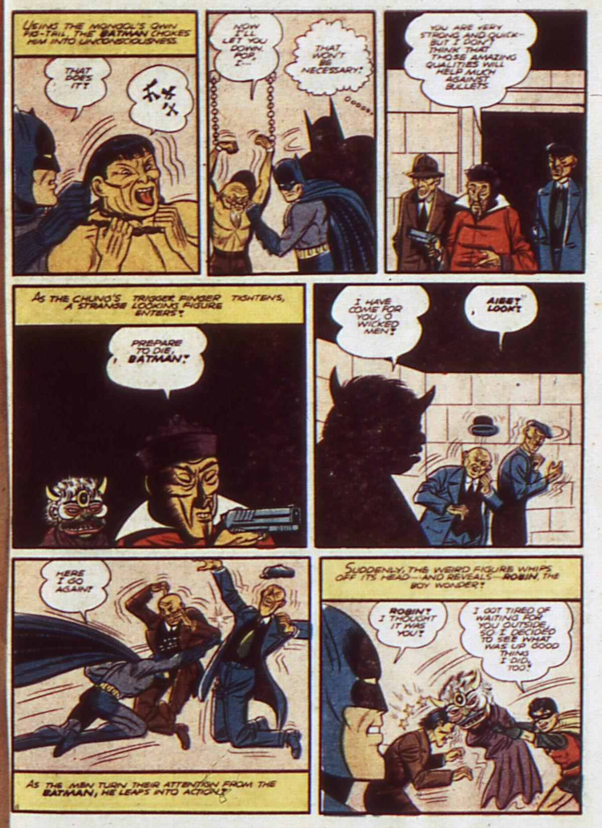 Read online Detective Comics (1937) comic -  Issue #52 - 13