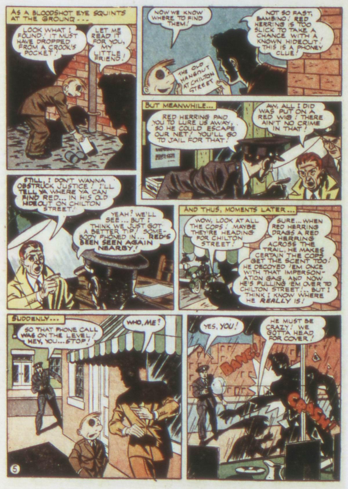 Read online Detective Comics (1937) comic -  Issue #77 - 20