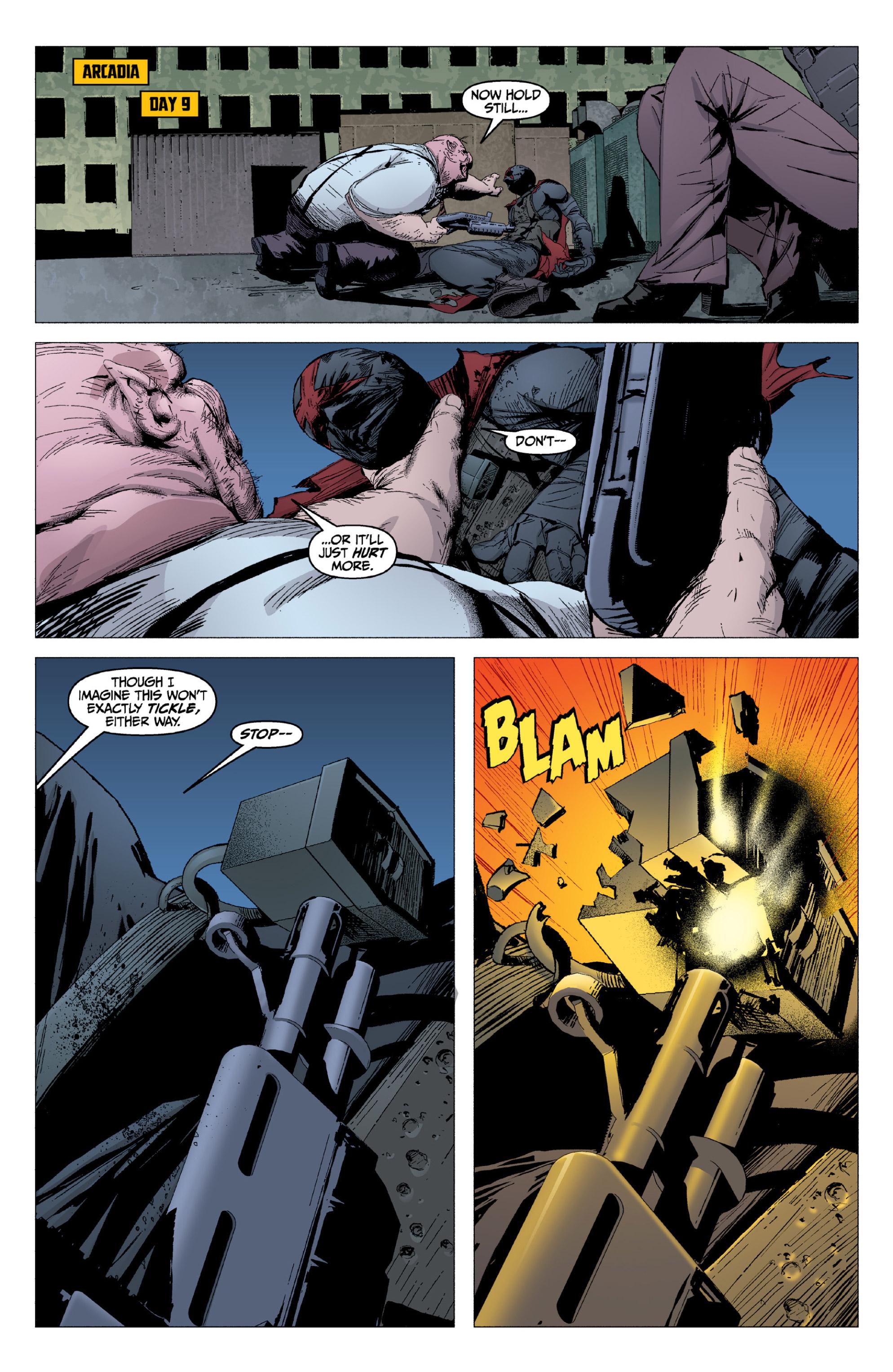 Read online X: Big Bad comic -  Issue # Full - 104