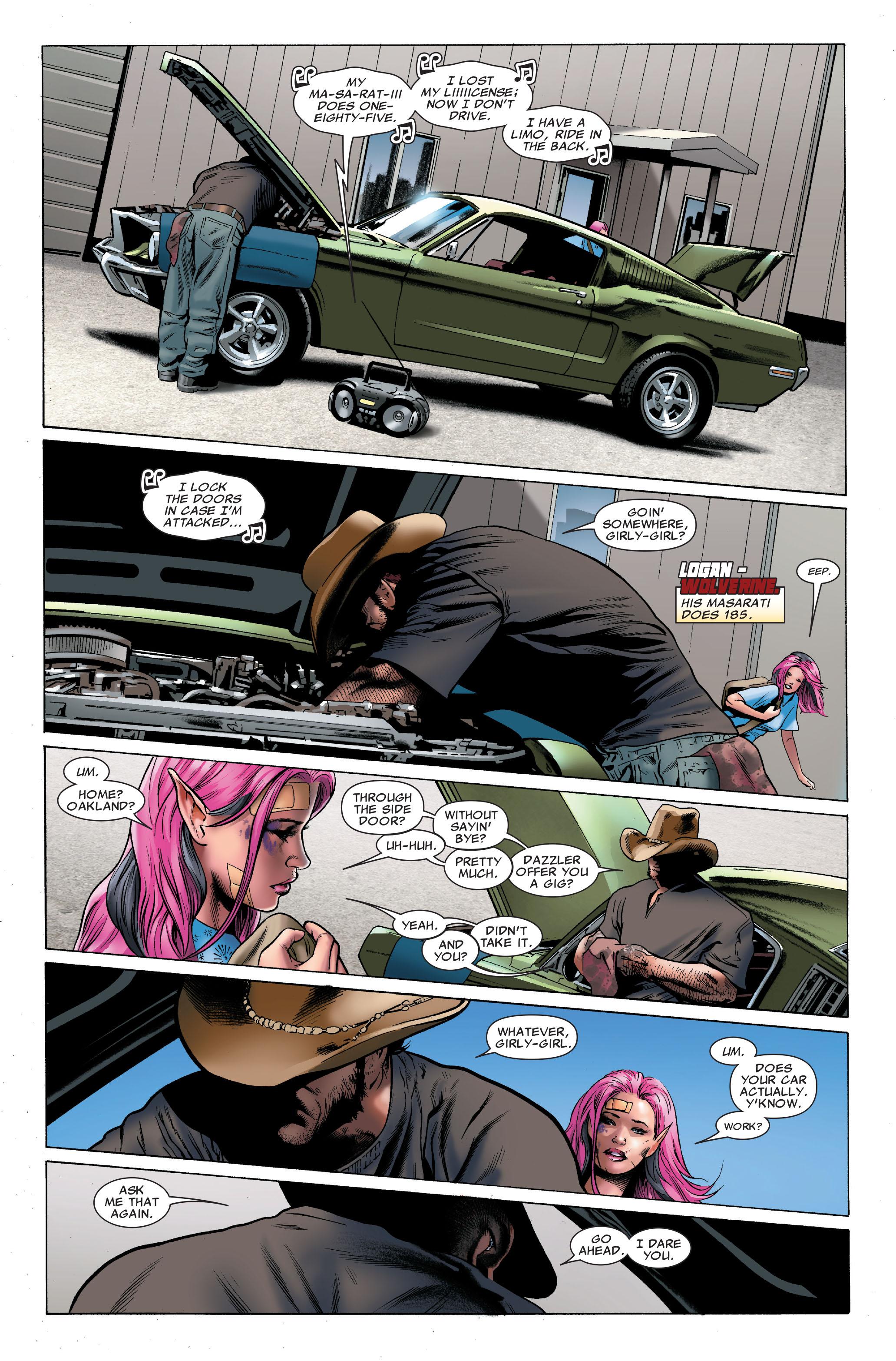 Read online Uncanny X-Men (1963) comic -  Issue #502 - 12