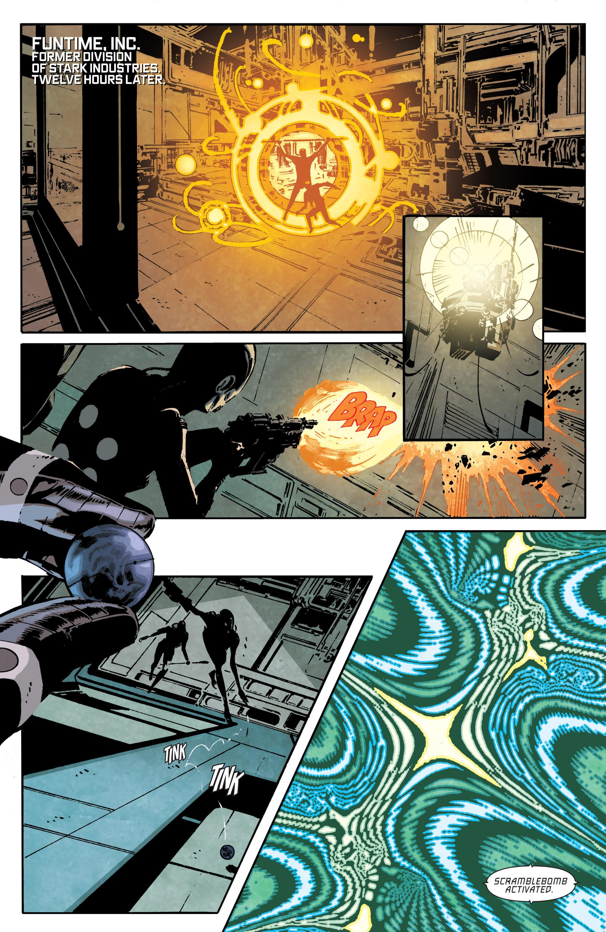 Read online Secret Avengers (2013) comic -  Issue #9 - 10