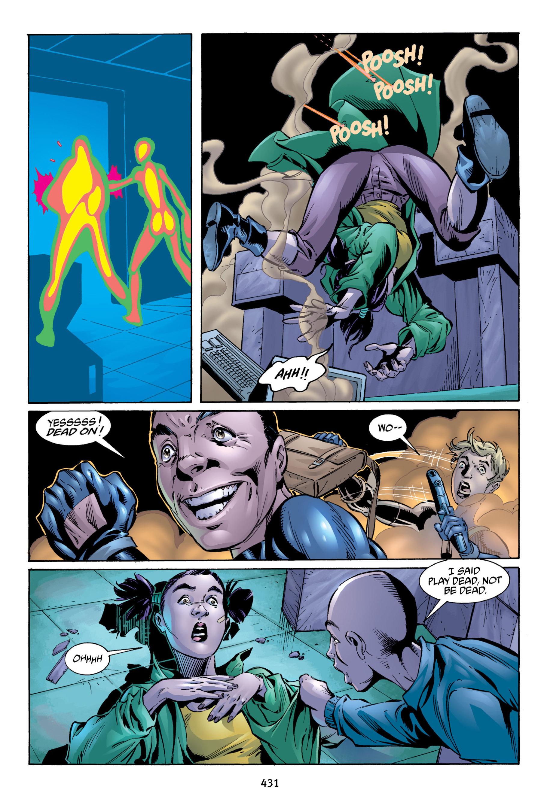 Read online Aliens vs. Predator Omnibus comic -  Issue # _TPB 2 Part 4 - 94