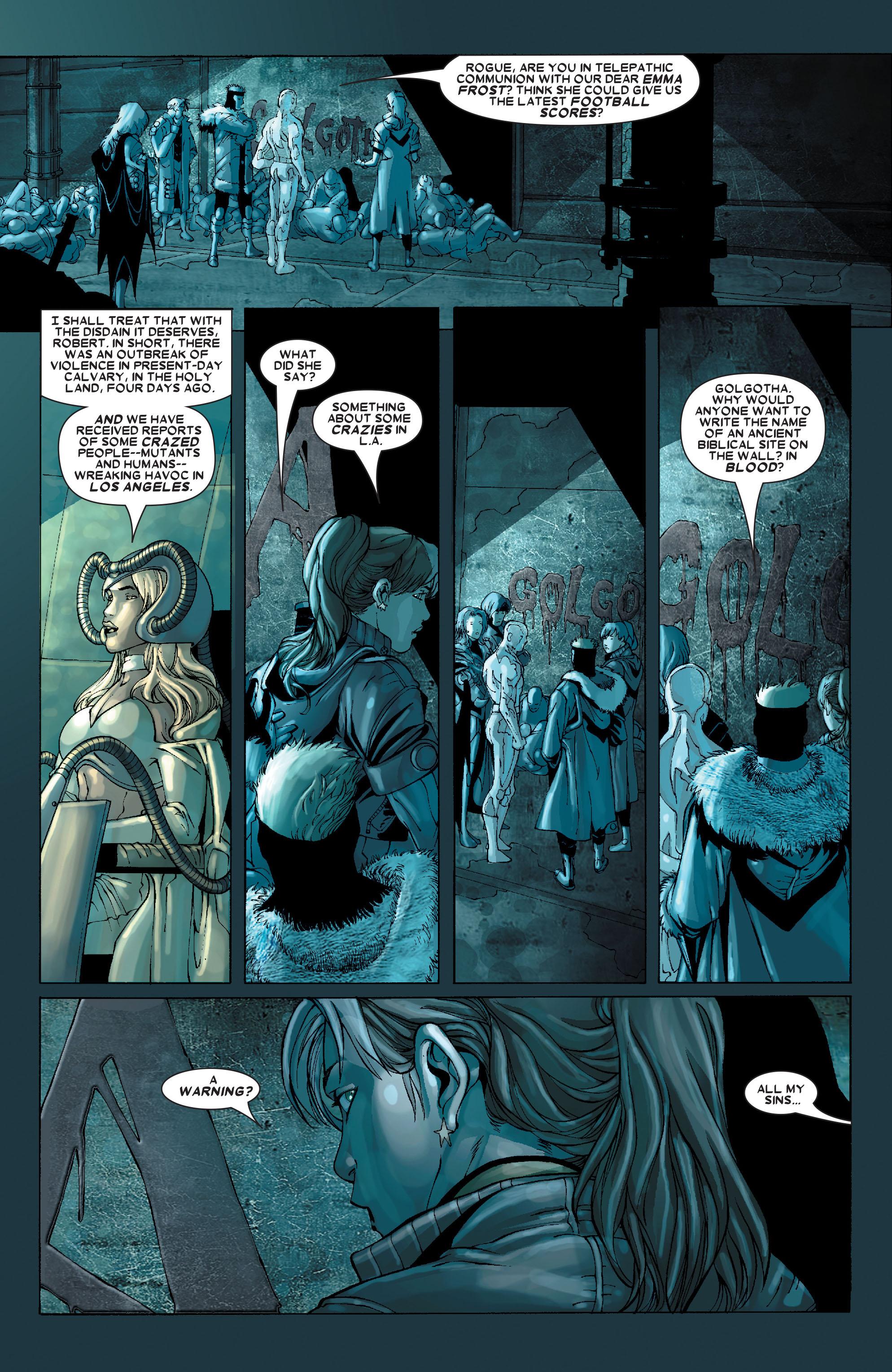 X-Men (1991) 166 Page 5