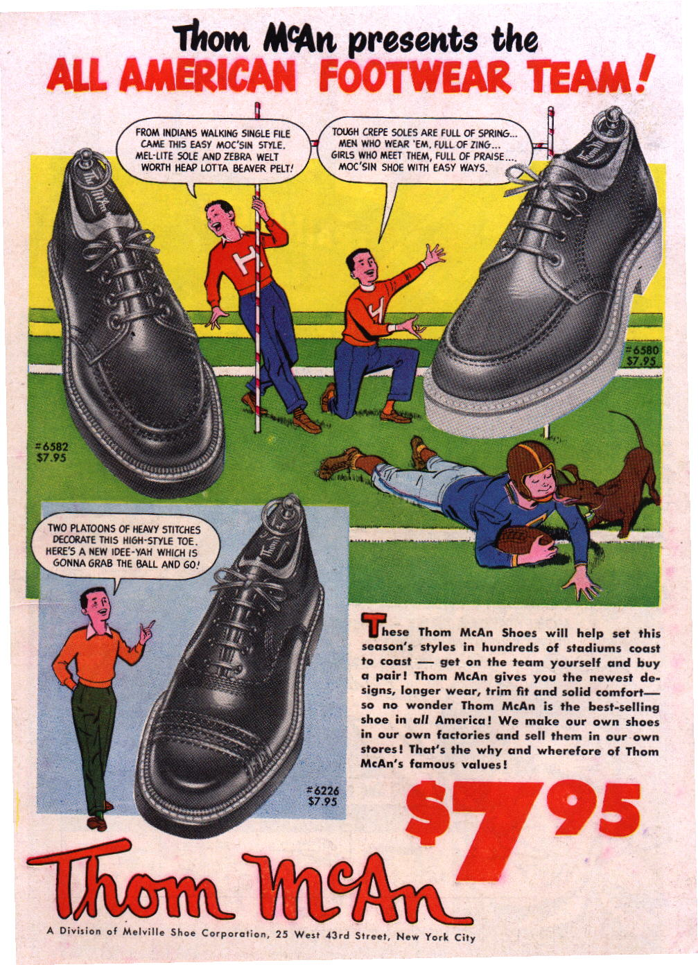 Read online Adventure Comics (1938) comic -  Issue #195 - 44