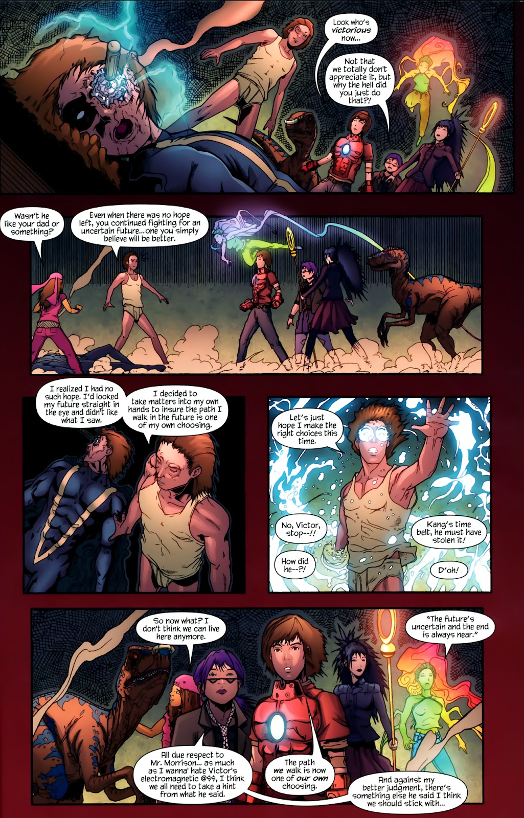 Read online What If? Secret Wars comic -  Issue # Full - 40