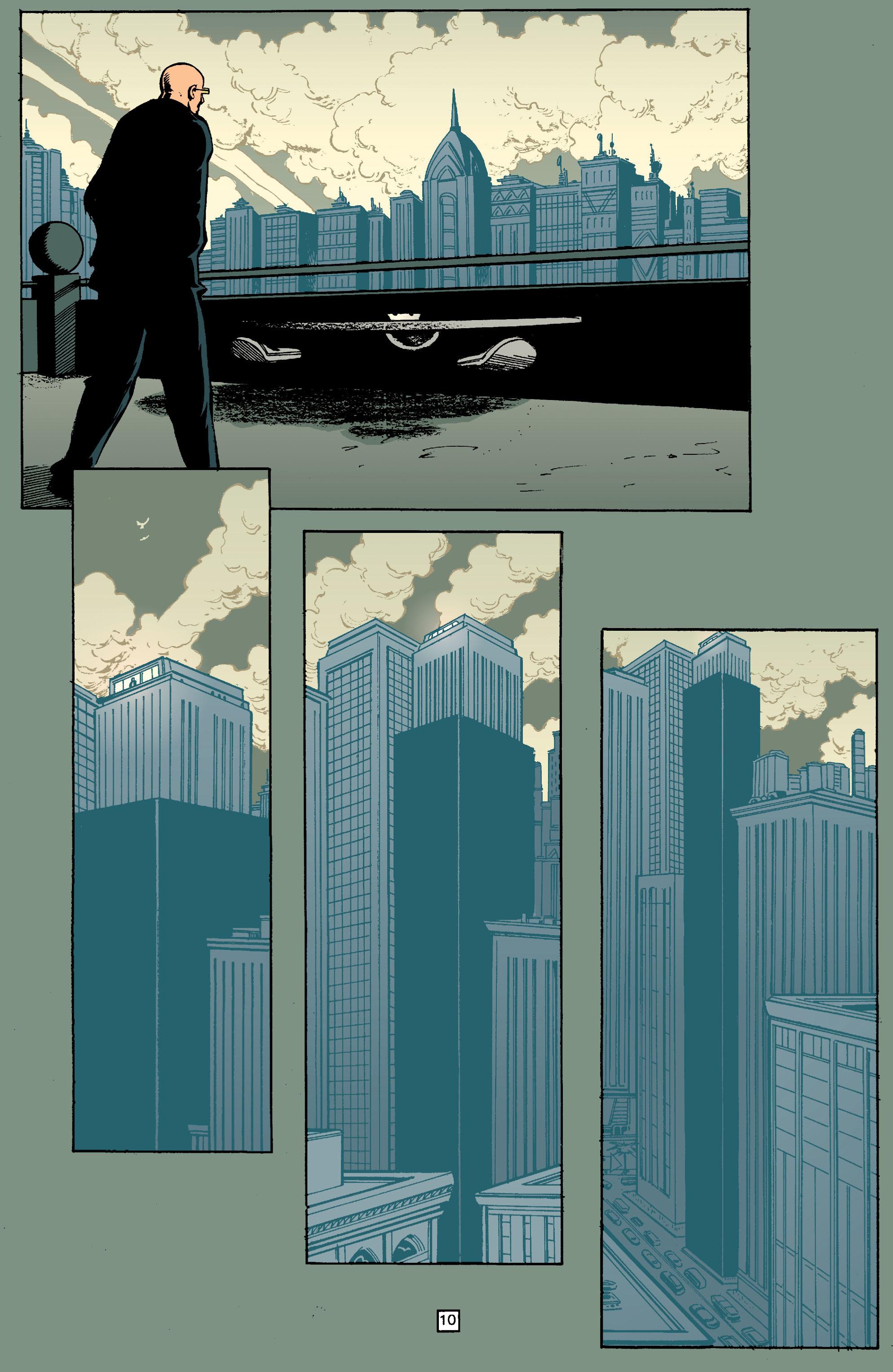 Read online Transmetropolitan comic -  Issue #19 - 11