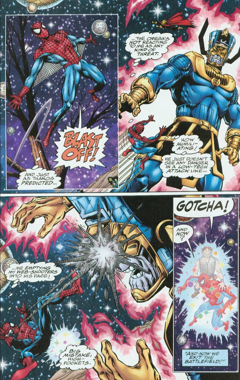 Read online Infinity Abyss comic -  Issue #6 - 32