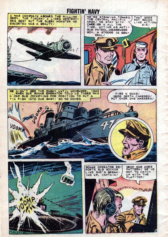 Read online Fightin' Navy comic -  Issue #94 - 4