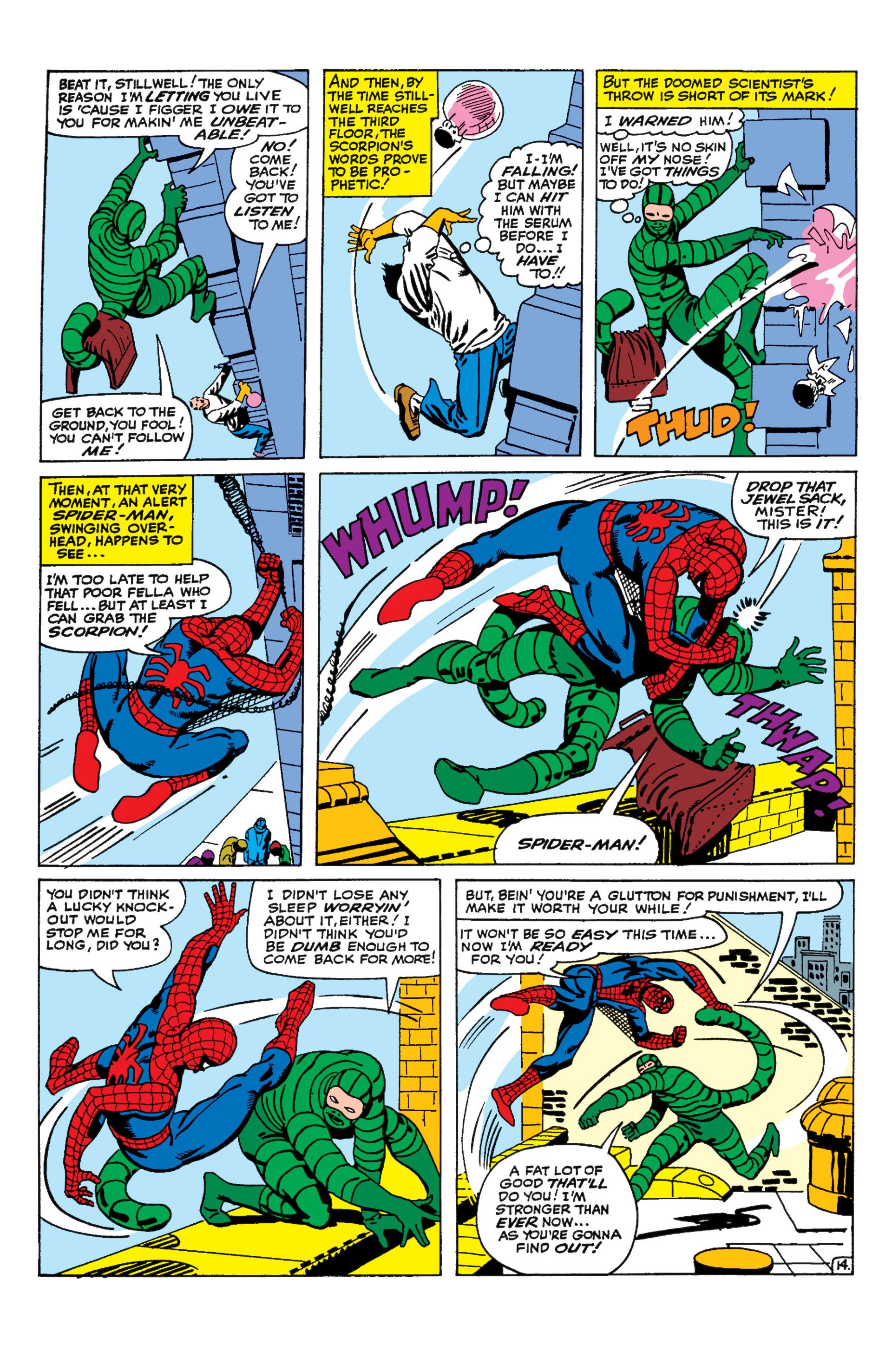 The Amazing Spider-Man (1963) 20 Page 14
