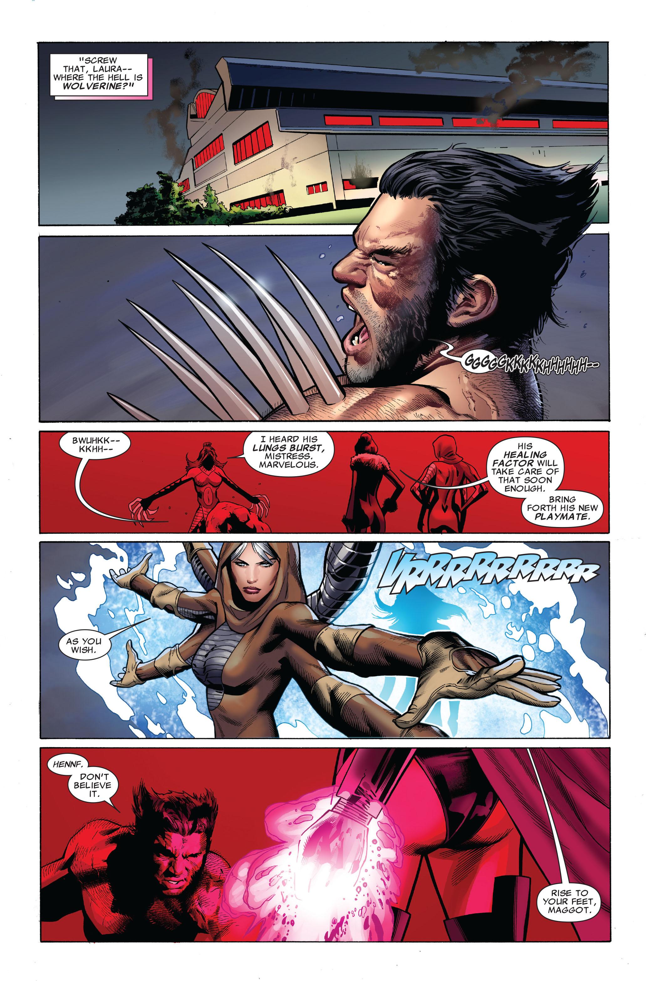 Read online Uncanny X-Men (1963) comic -  Issue #510 - 6