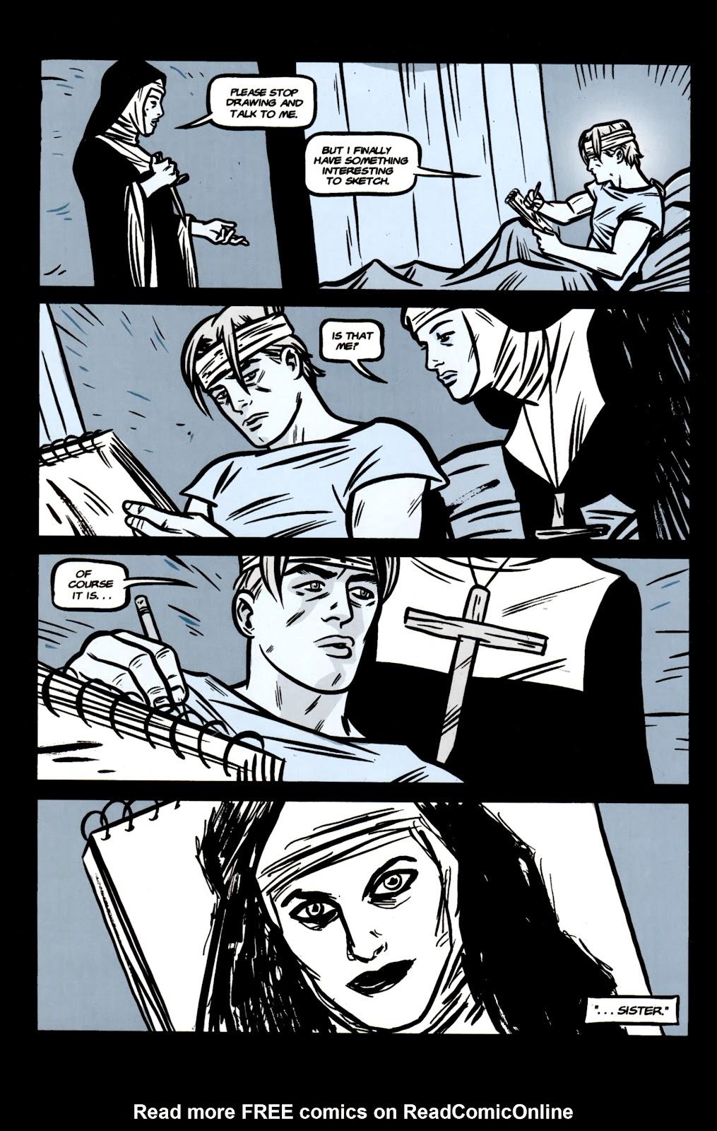 Read online Feeders comic -  Issue # Full - 8