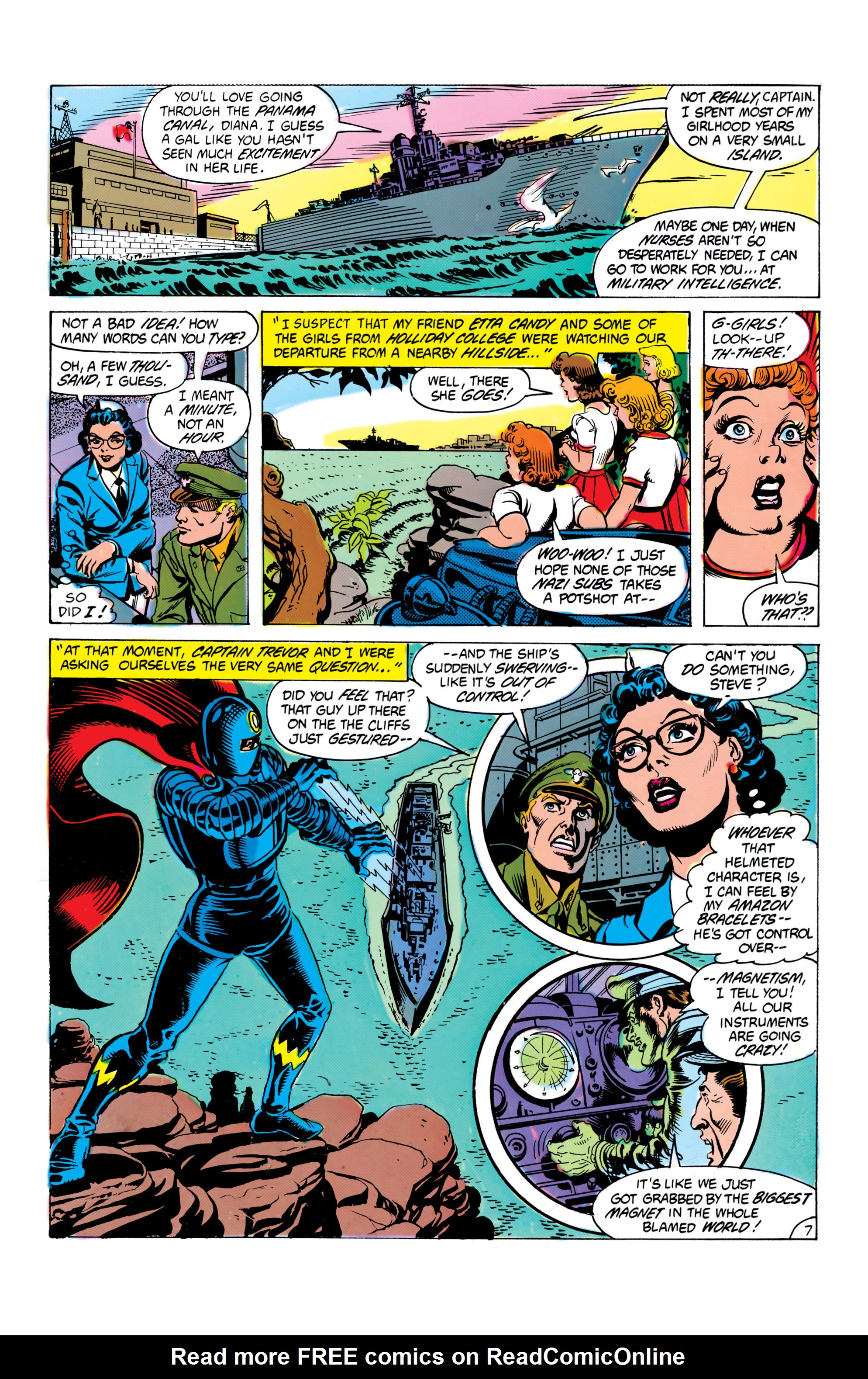Read online All-Star Squadron comic -  Issue #16 - 8