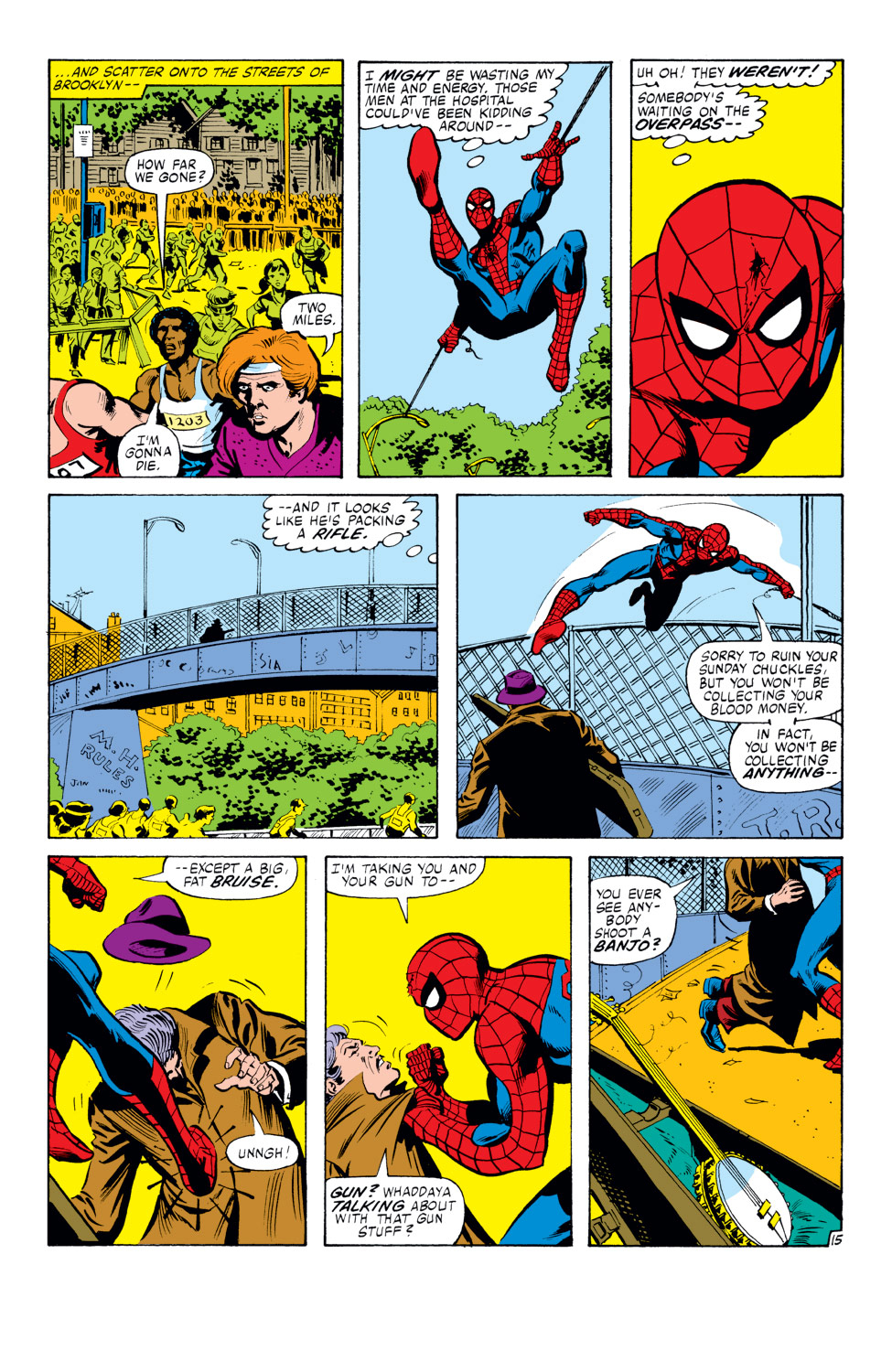 The Amazing Spider-Man (1963) 216 Page 15