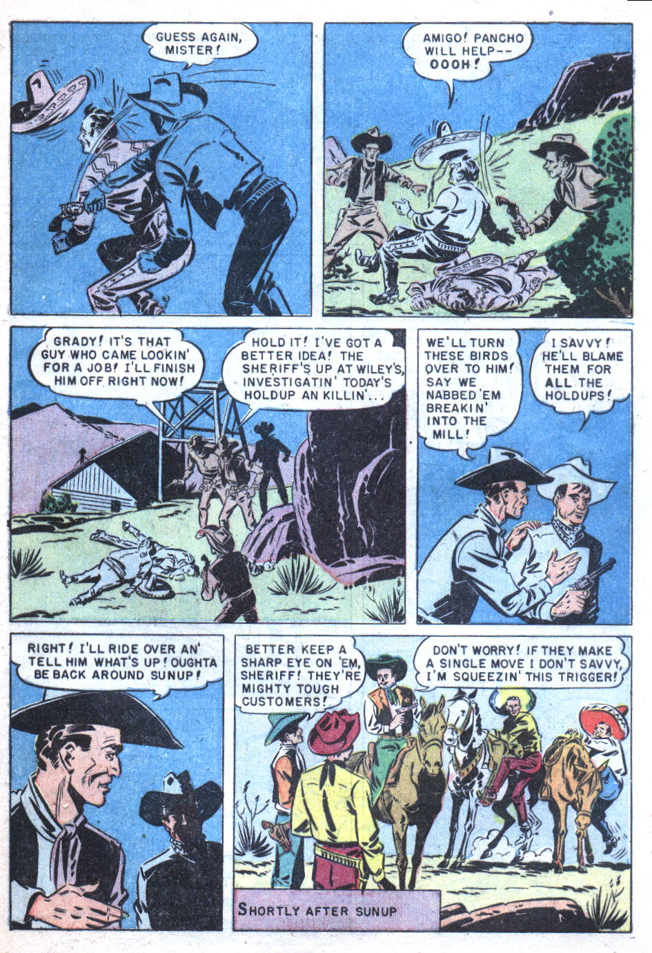 Four Color Comics issue 292 - Page 45