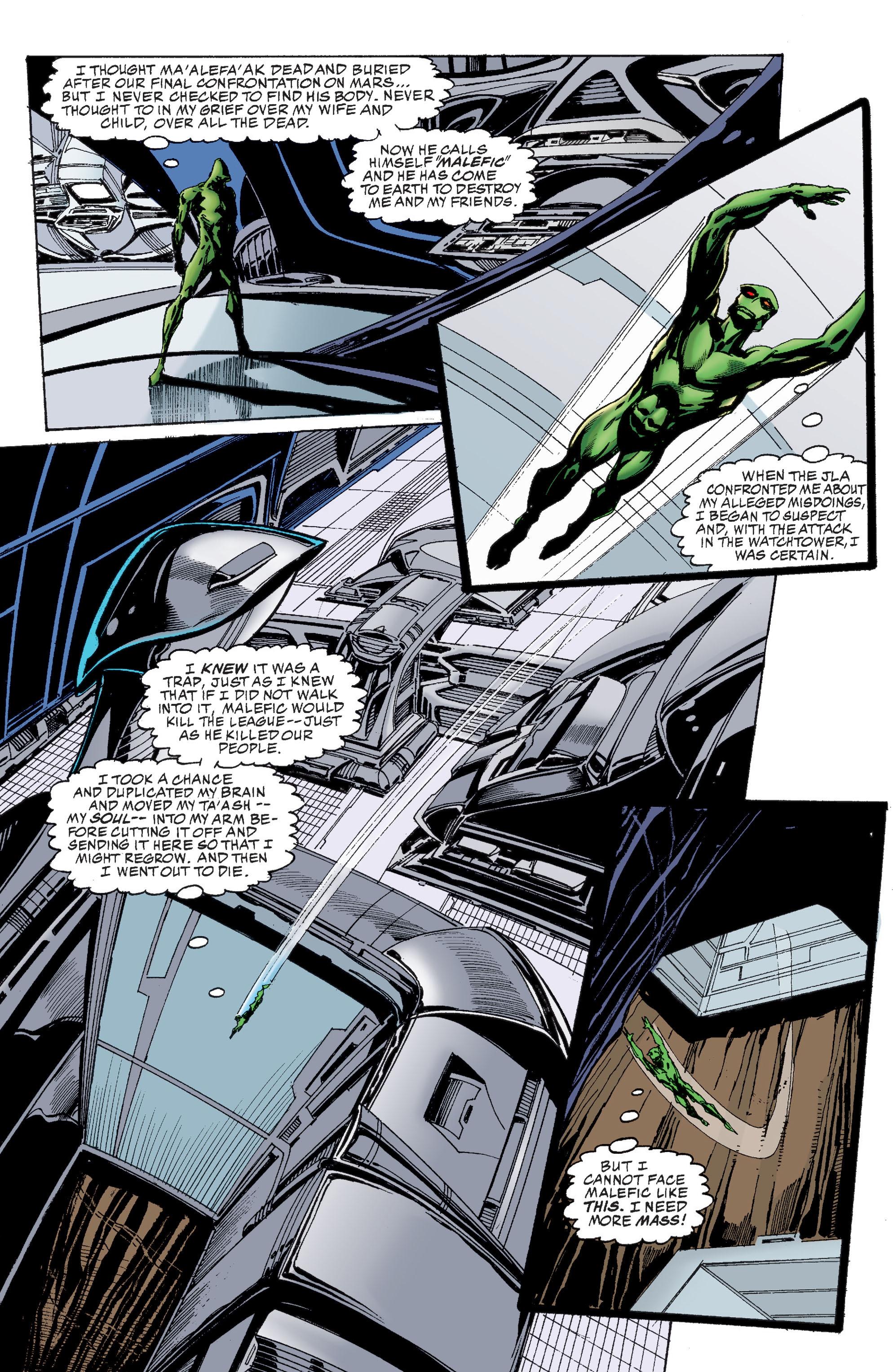 Read online Martian Manhunter: Son of Mars comic -  Issue # TPB - 207