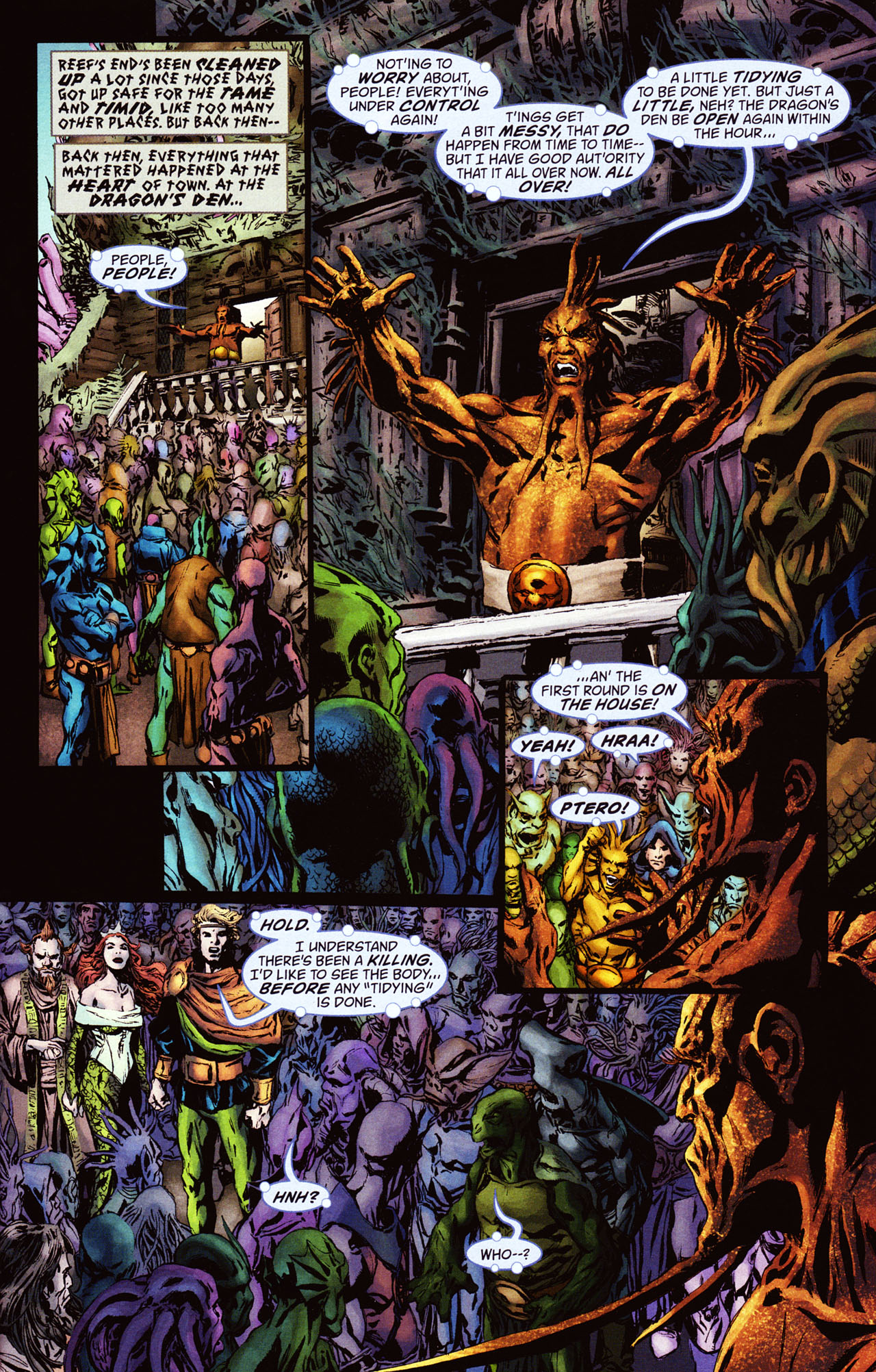 Read online Aquaman: Sword of Atlantis comic -  Issue #46 - 11