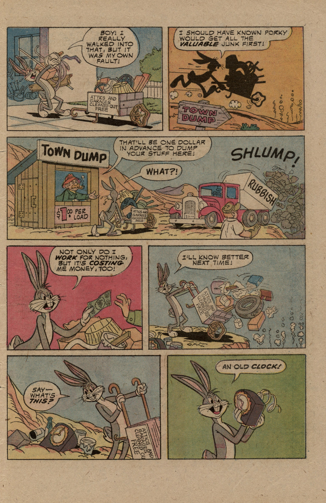Bugs Bunny (1952) issue 162 - Page 31