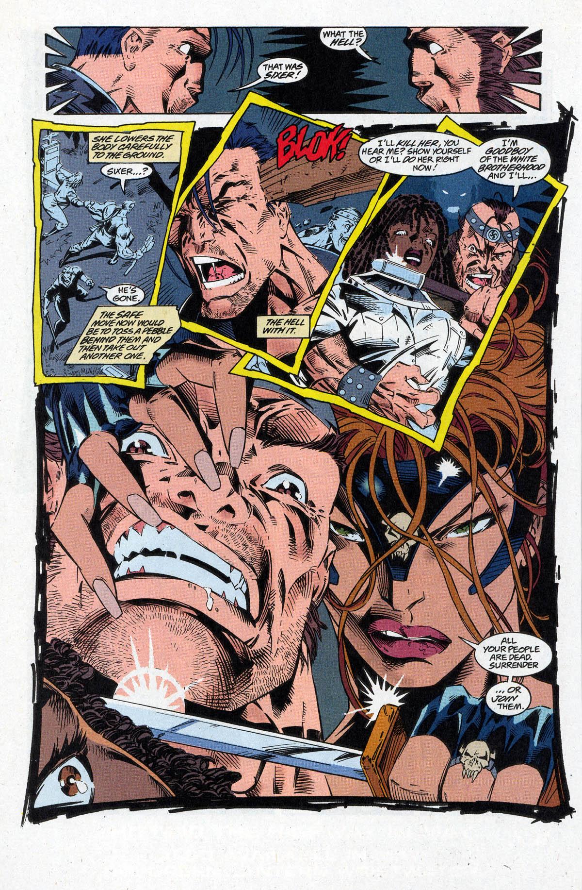 Read online Artemis: Requiem comic -  Issue #2 - 10