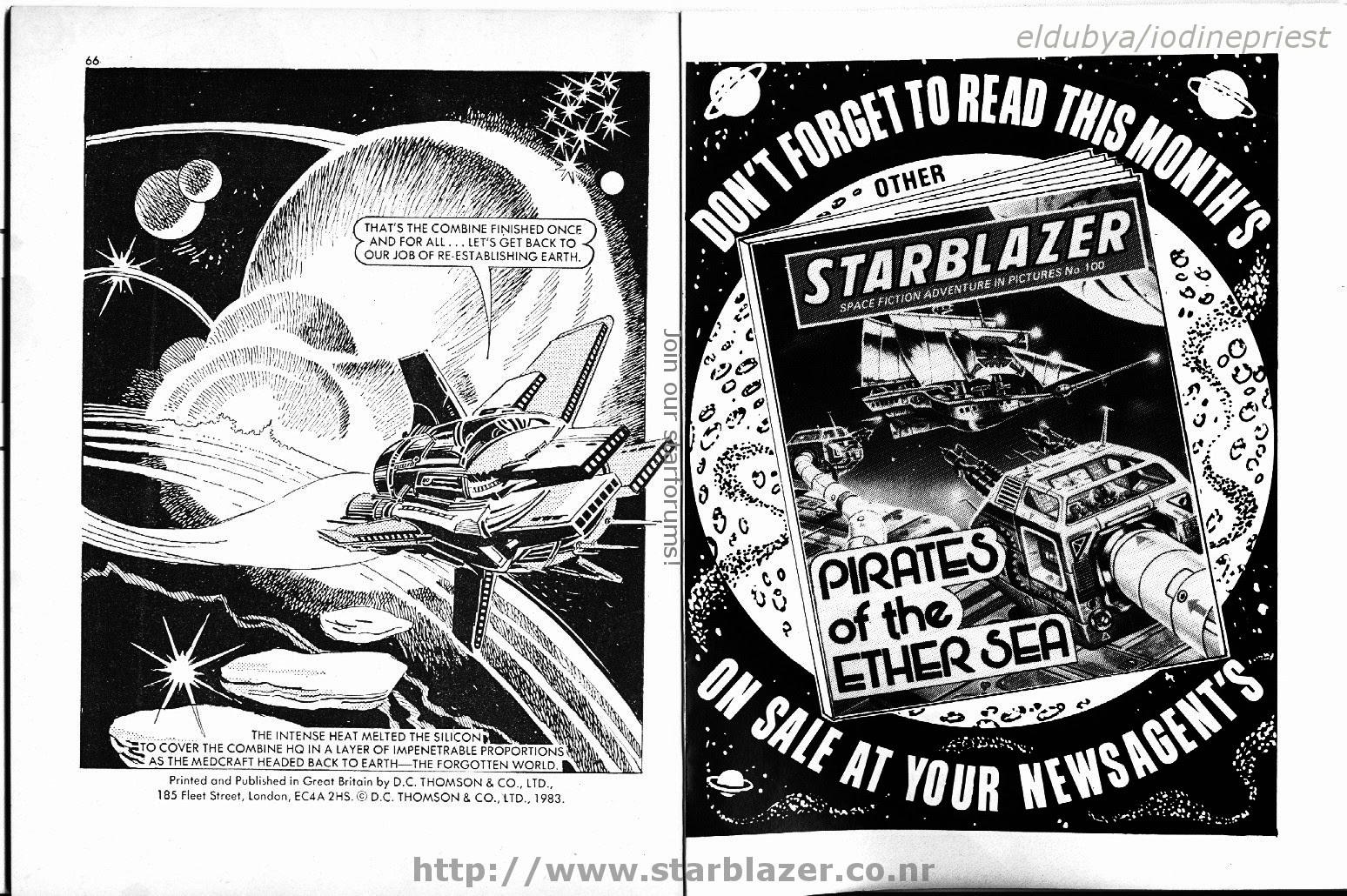 Starblazer issue 101 - Page 35