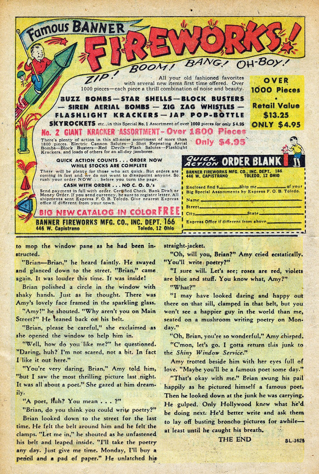 Read online Nellie The Nurse (1945) comic -  Issue #20 - 26