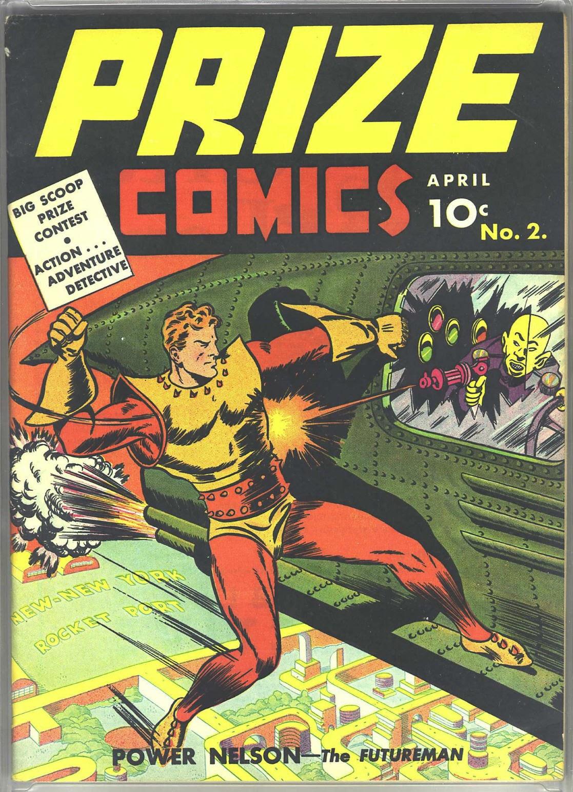 Prize Comics 2 Page 1