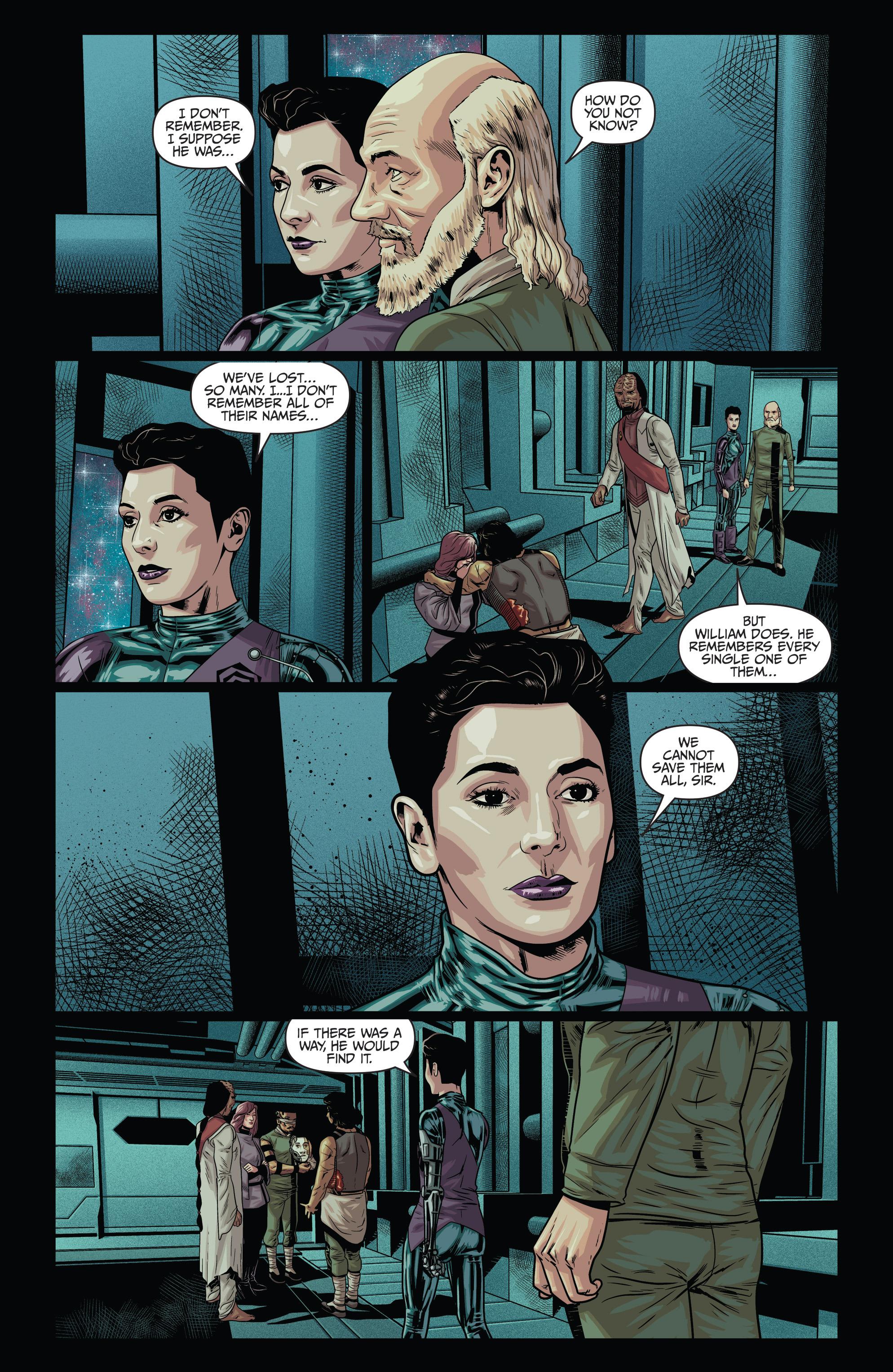 Read online Star Trek: Deviations comic -  Issue # Full - 22