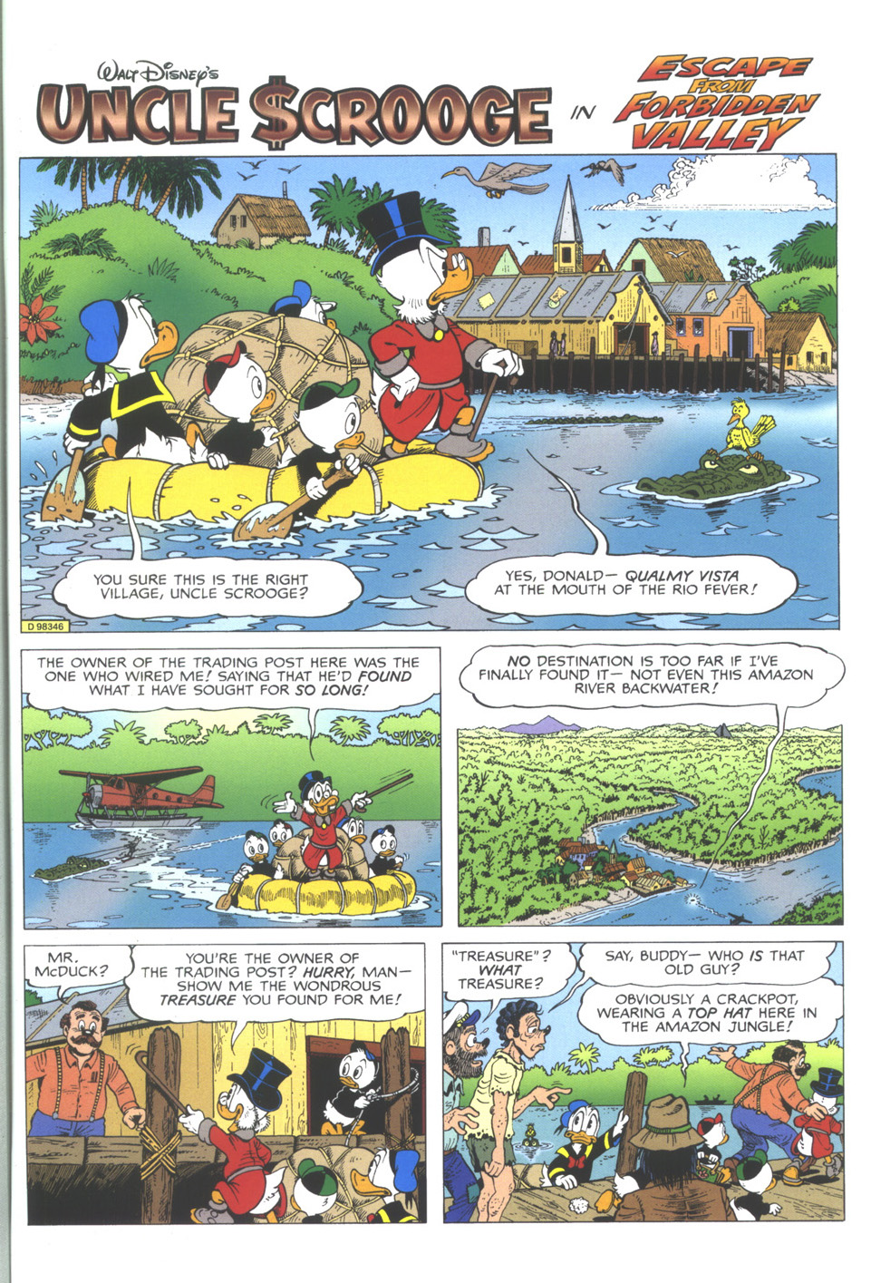 Read online Uncle Scrooge (1953) comic -  Issue #347 - 3