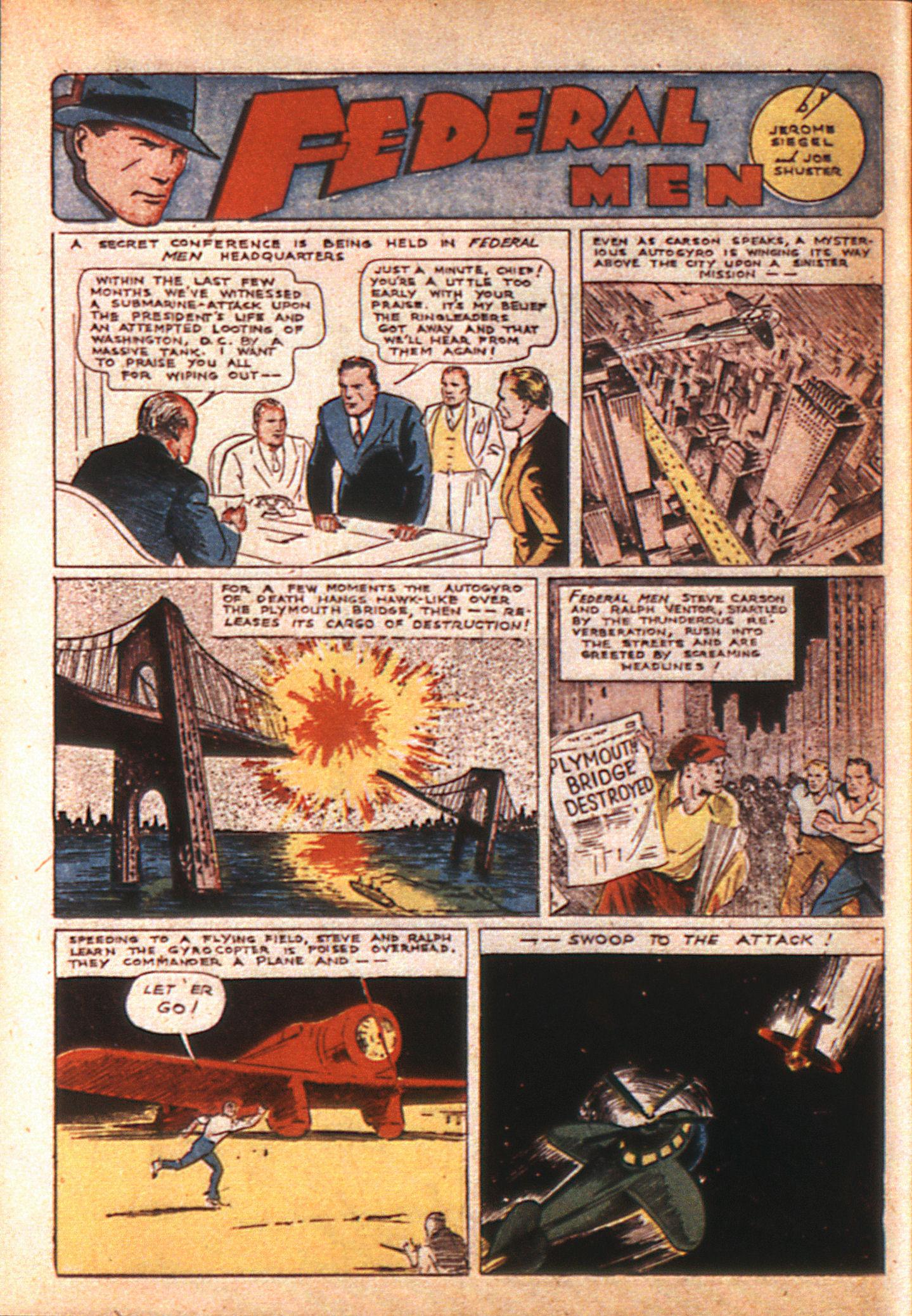 Read online Adventure Comics (1938) comic -  Issue #8 - 63