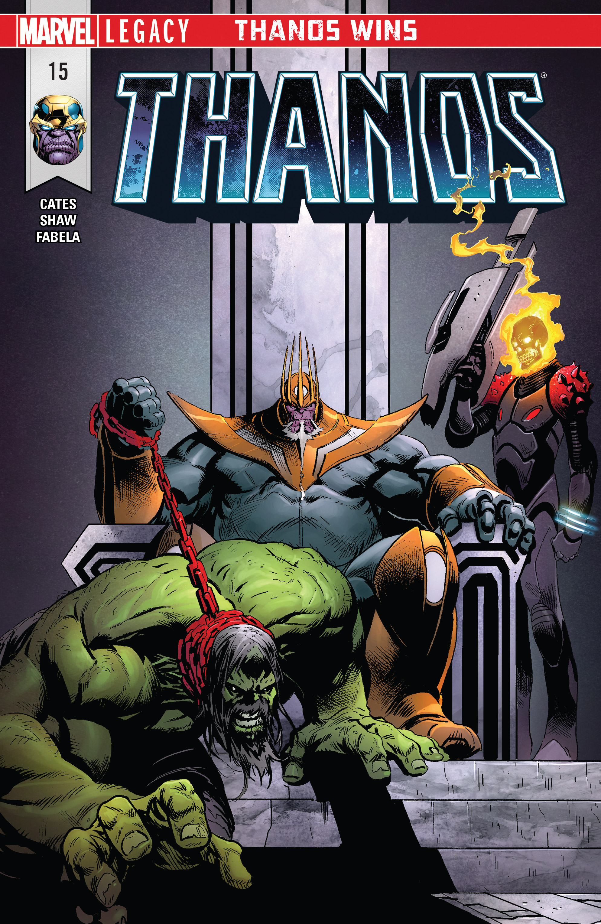 Thanos (2016) 15 Page 1