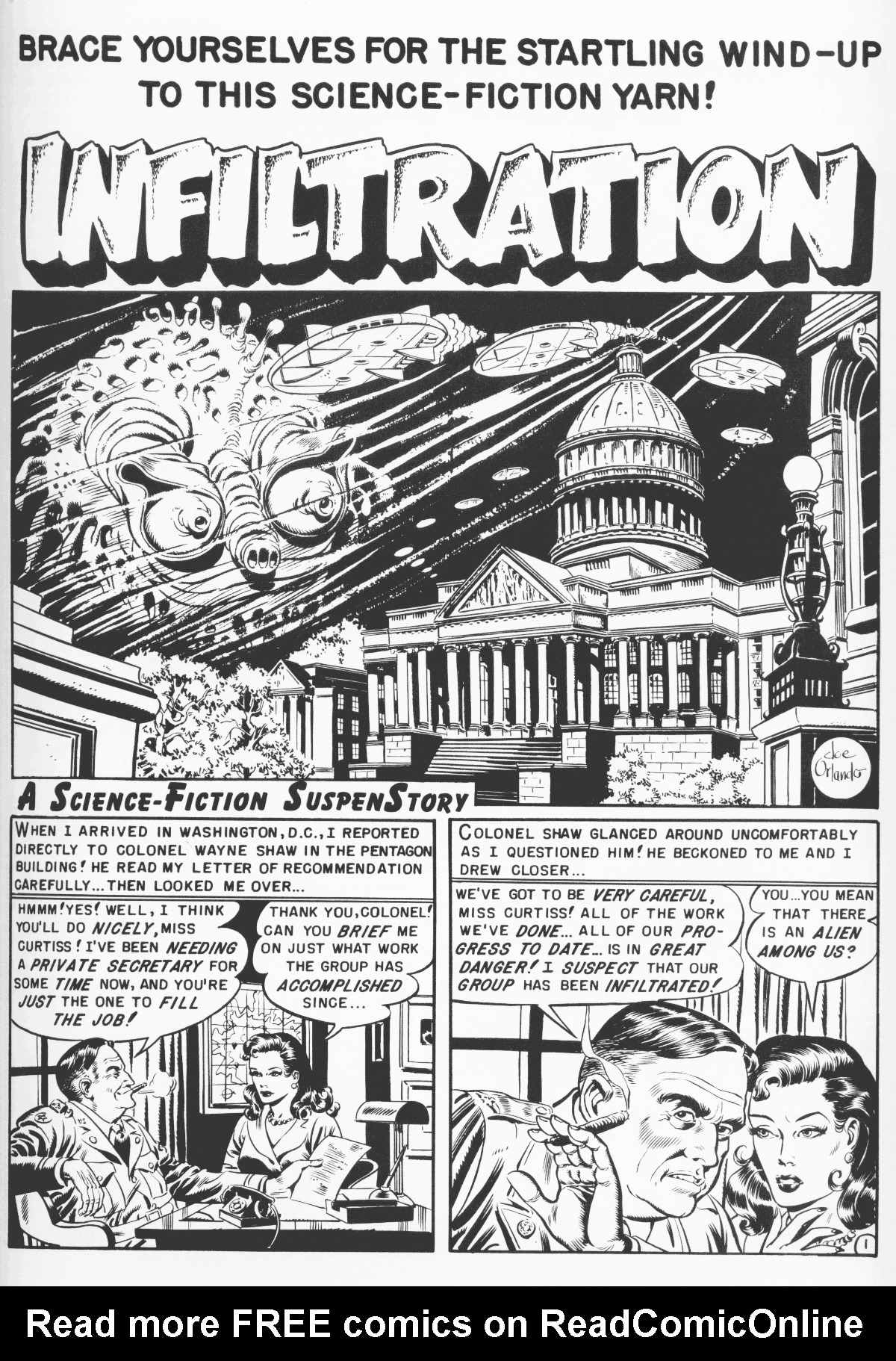 Read online Shock SuspenStories comic -  Issue #7 - 21