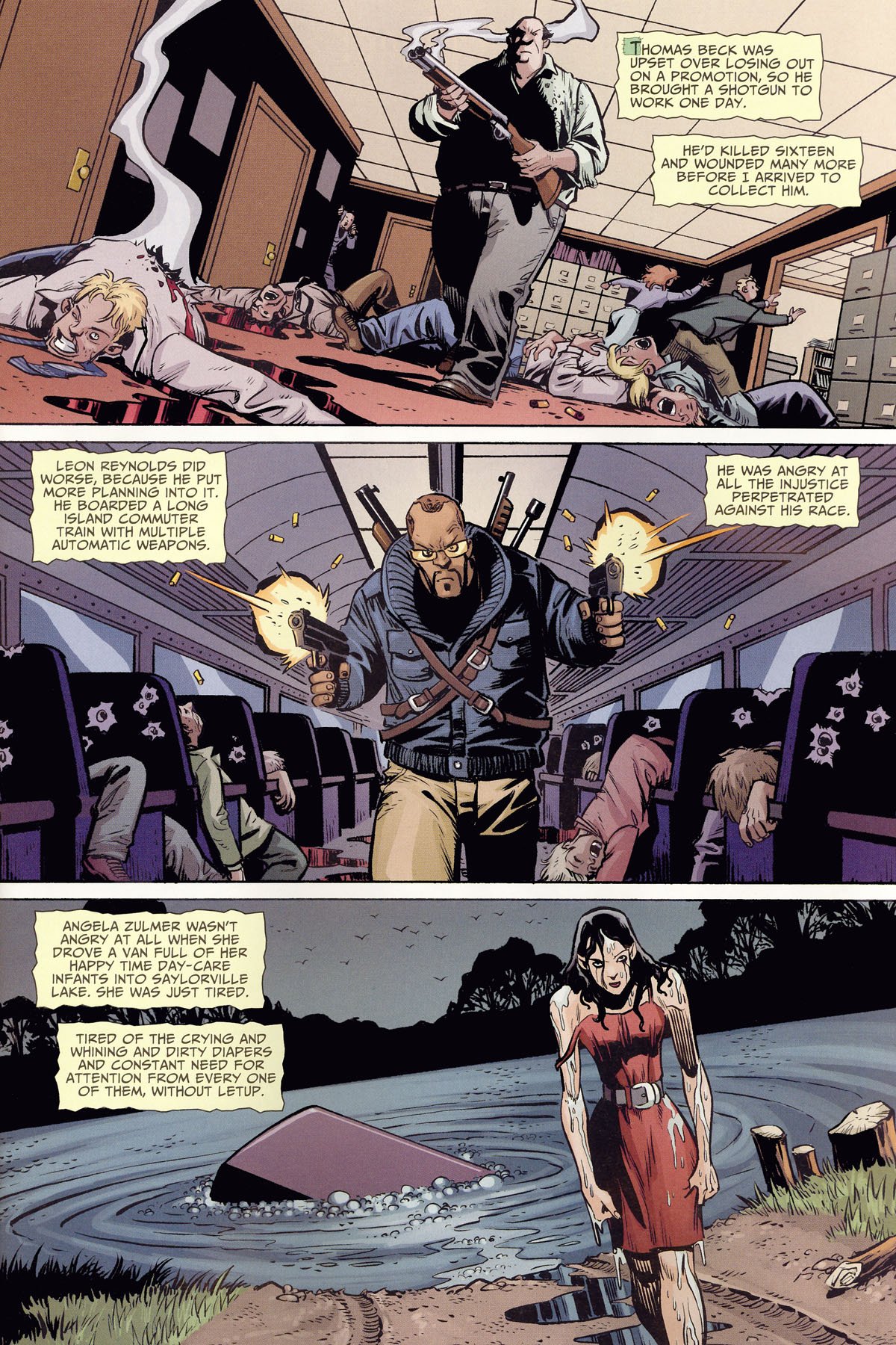 Read online Shadowpact comic -  Issue #8 - 12