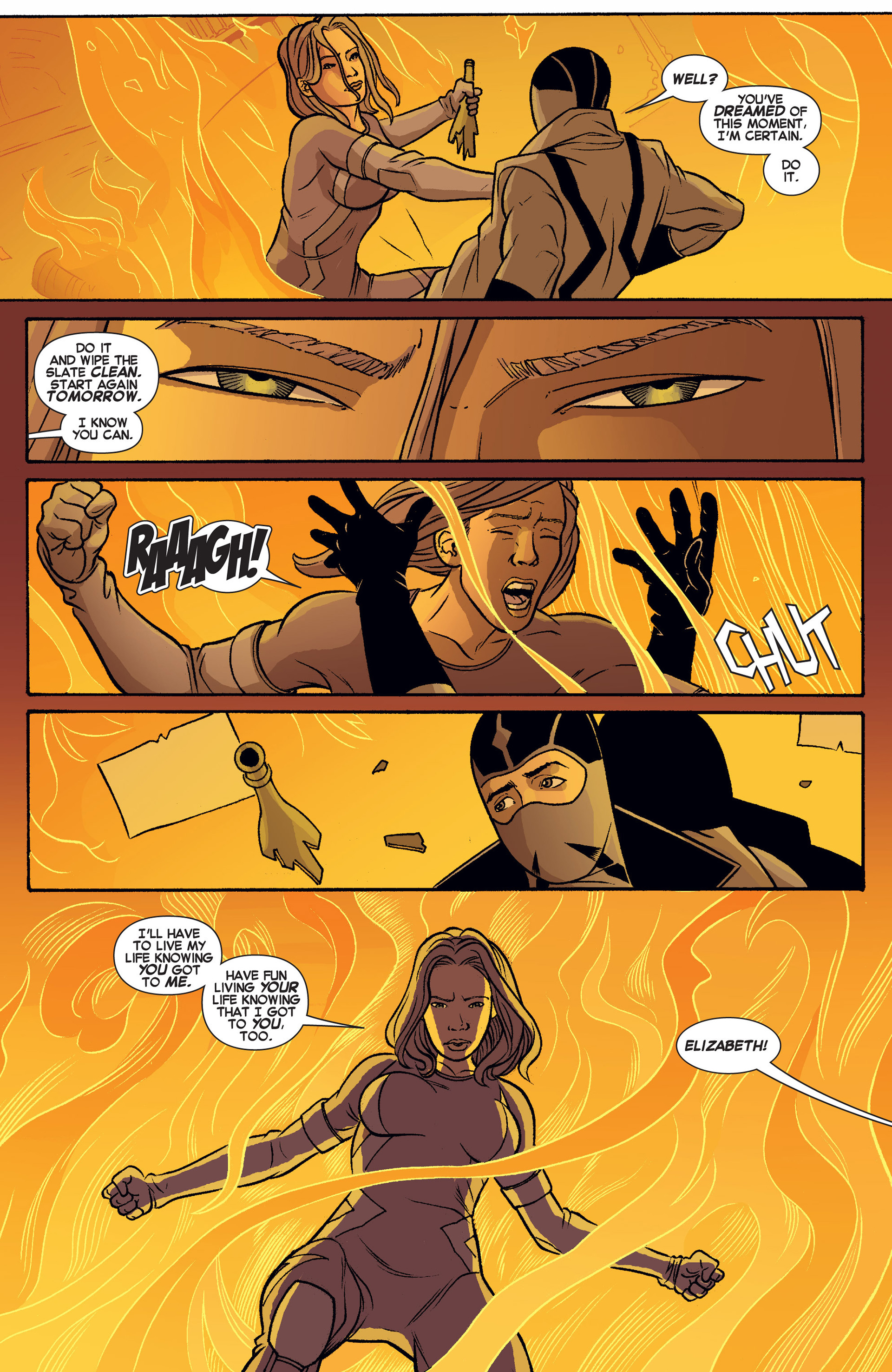 Read online Uncanny X-Force (2013) comic -  Issue #9 - 13