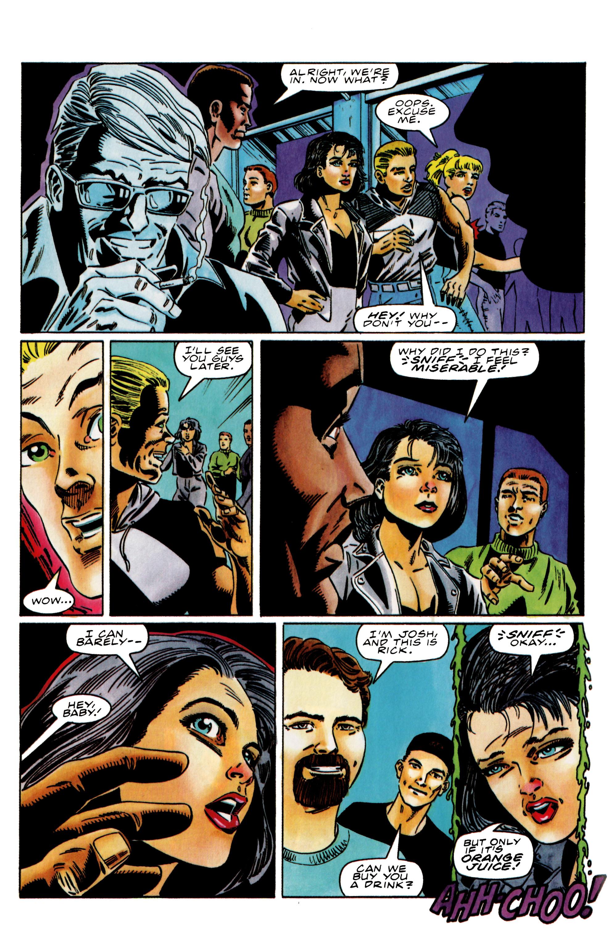 Read online Harbinger (1992) comic -  Issue #38 - 14