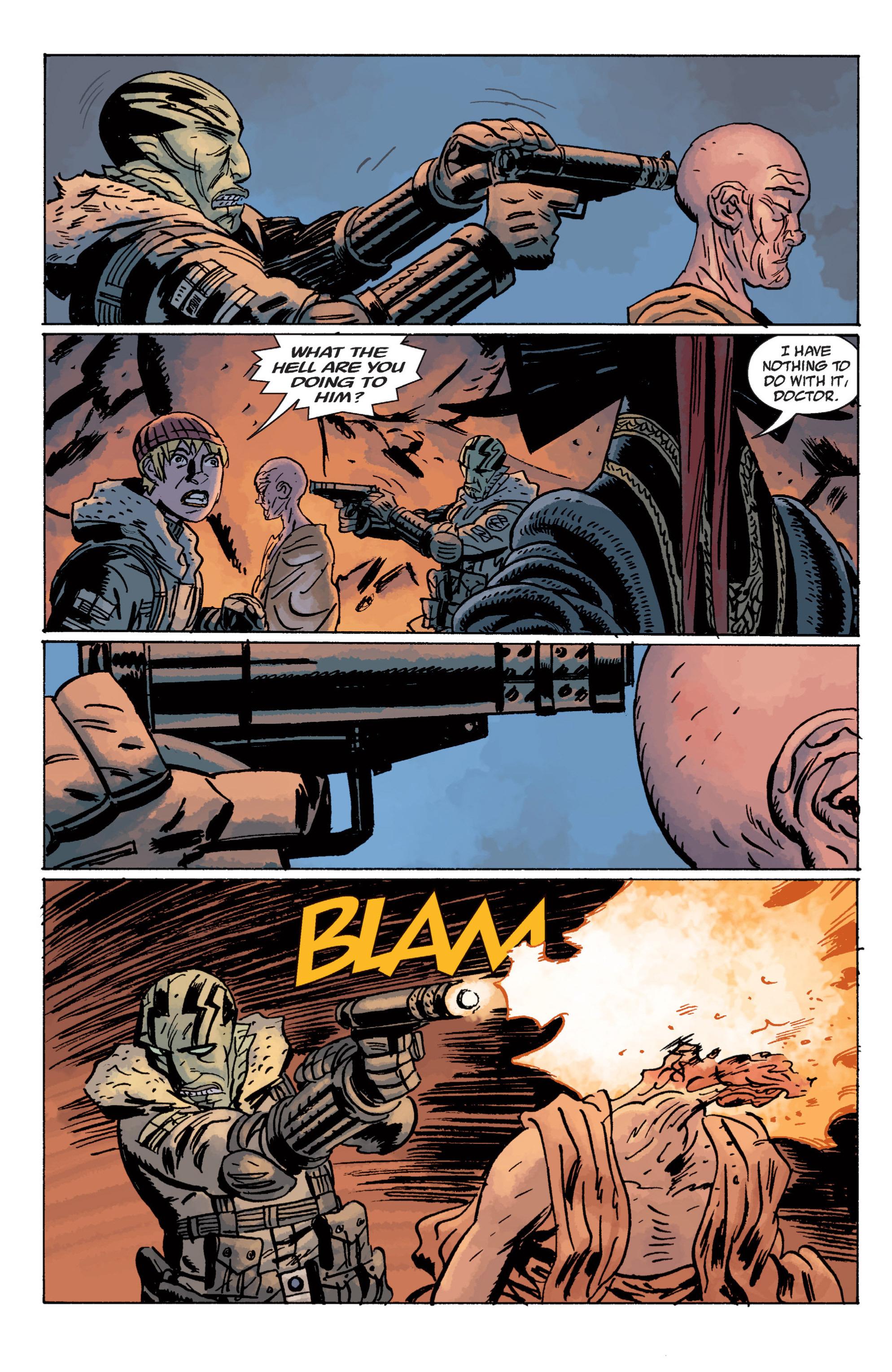 Read online B.P.R.D. (2003) comic -  Issue # TPB 11 - 111