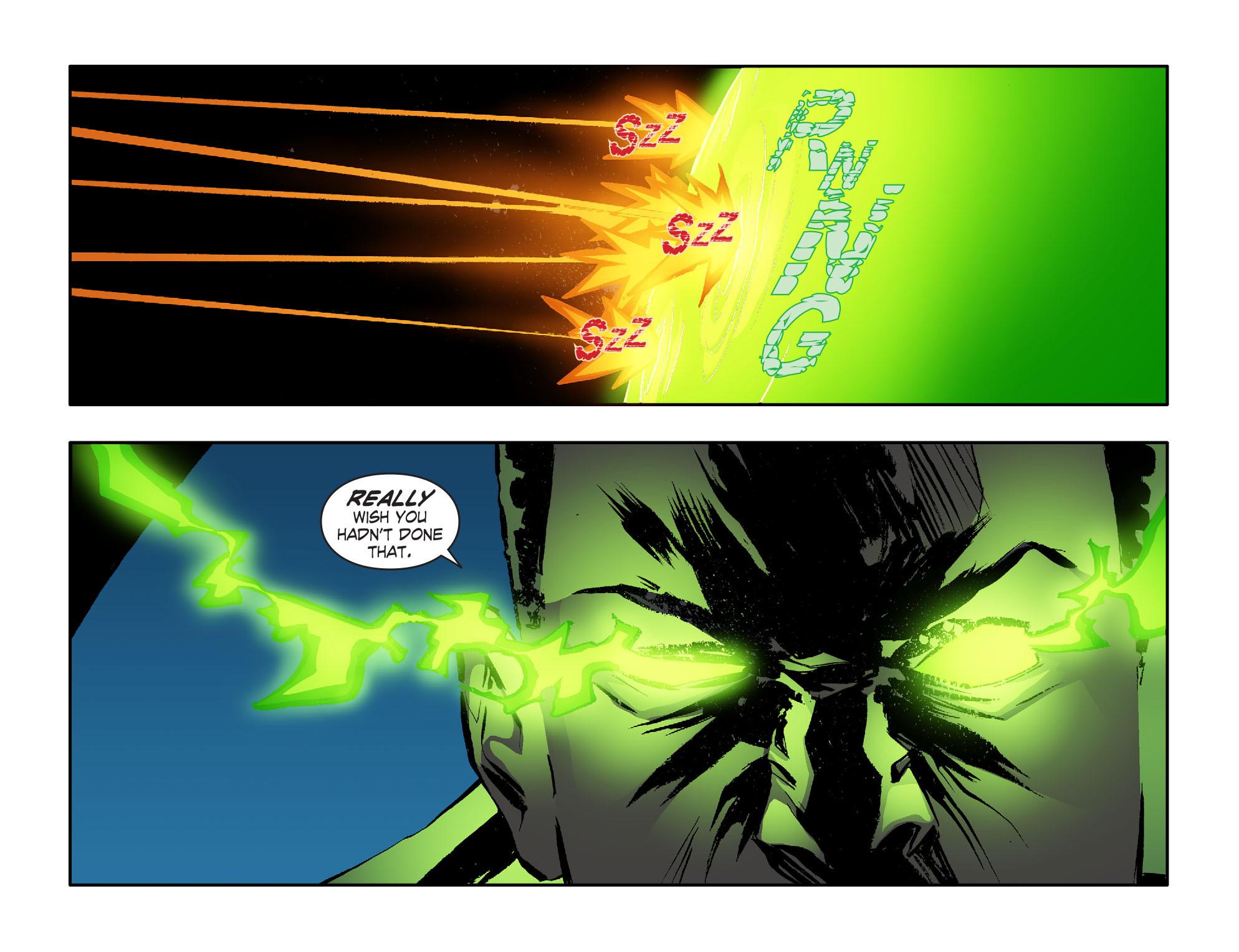 Read online Smallville: Lantern [I] comic -  Issue #2 - 6