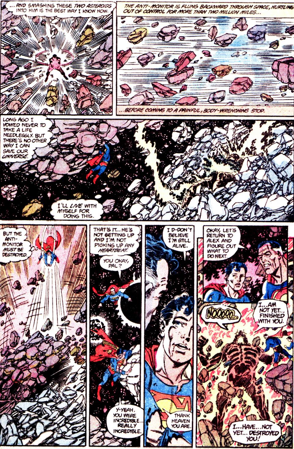 Crisis on Infinite Earths (1985) 12 Page 33