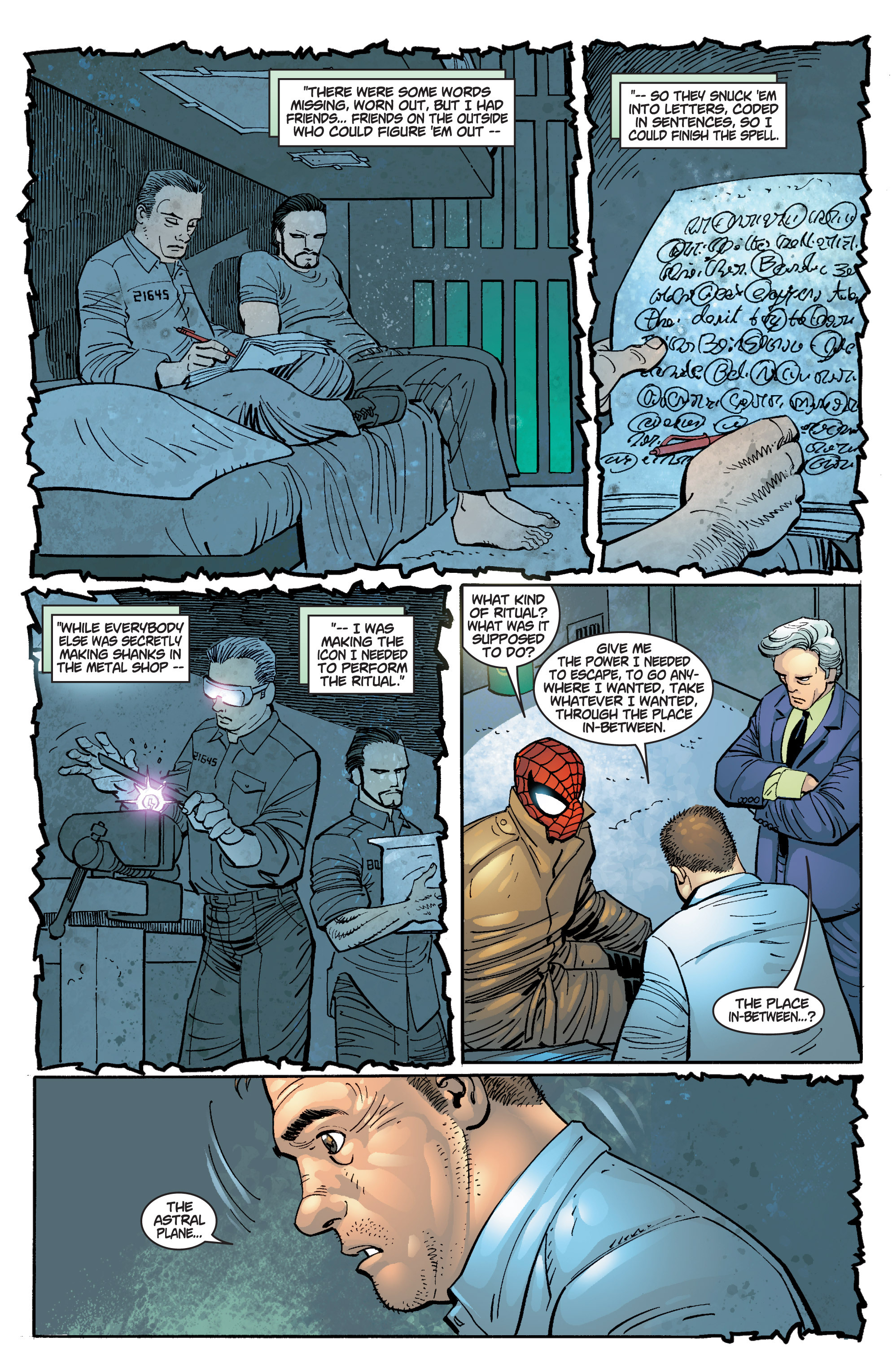 The Amazing Spider-Man (1999) 41 Page 16