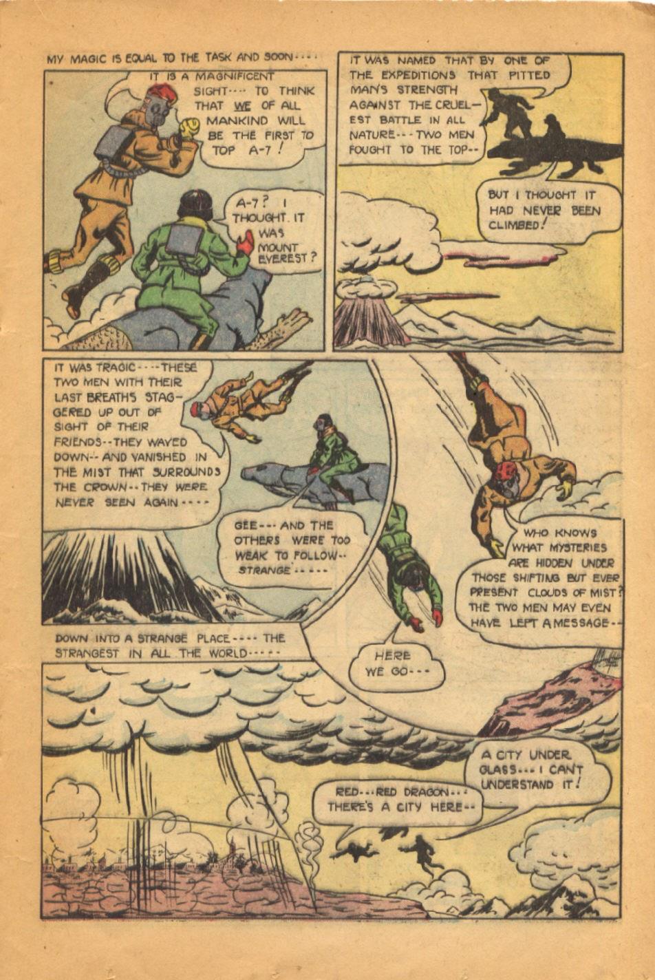 Read online Super-Magician Comics comic -  Issue #52 - 26