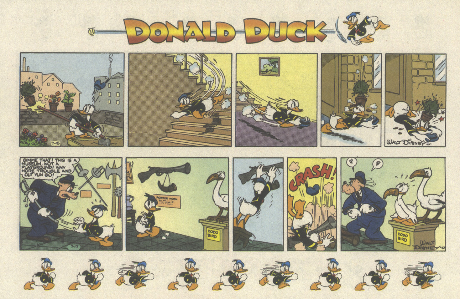 Walt Disney's Donald Duck (1986) issue 298 - Page 30