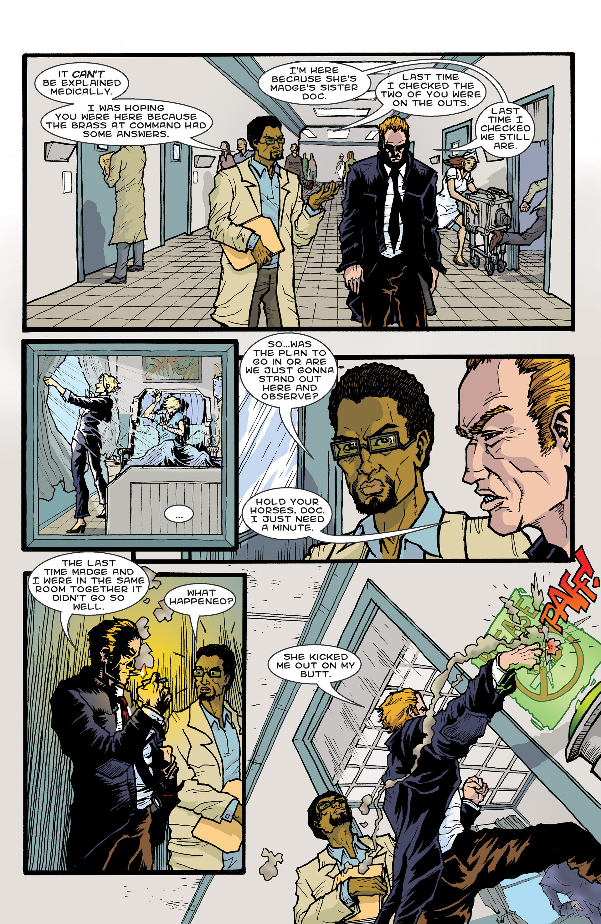 Read online Birth of Venus comic -  Issue #1 - 7