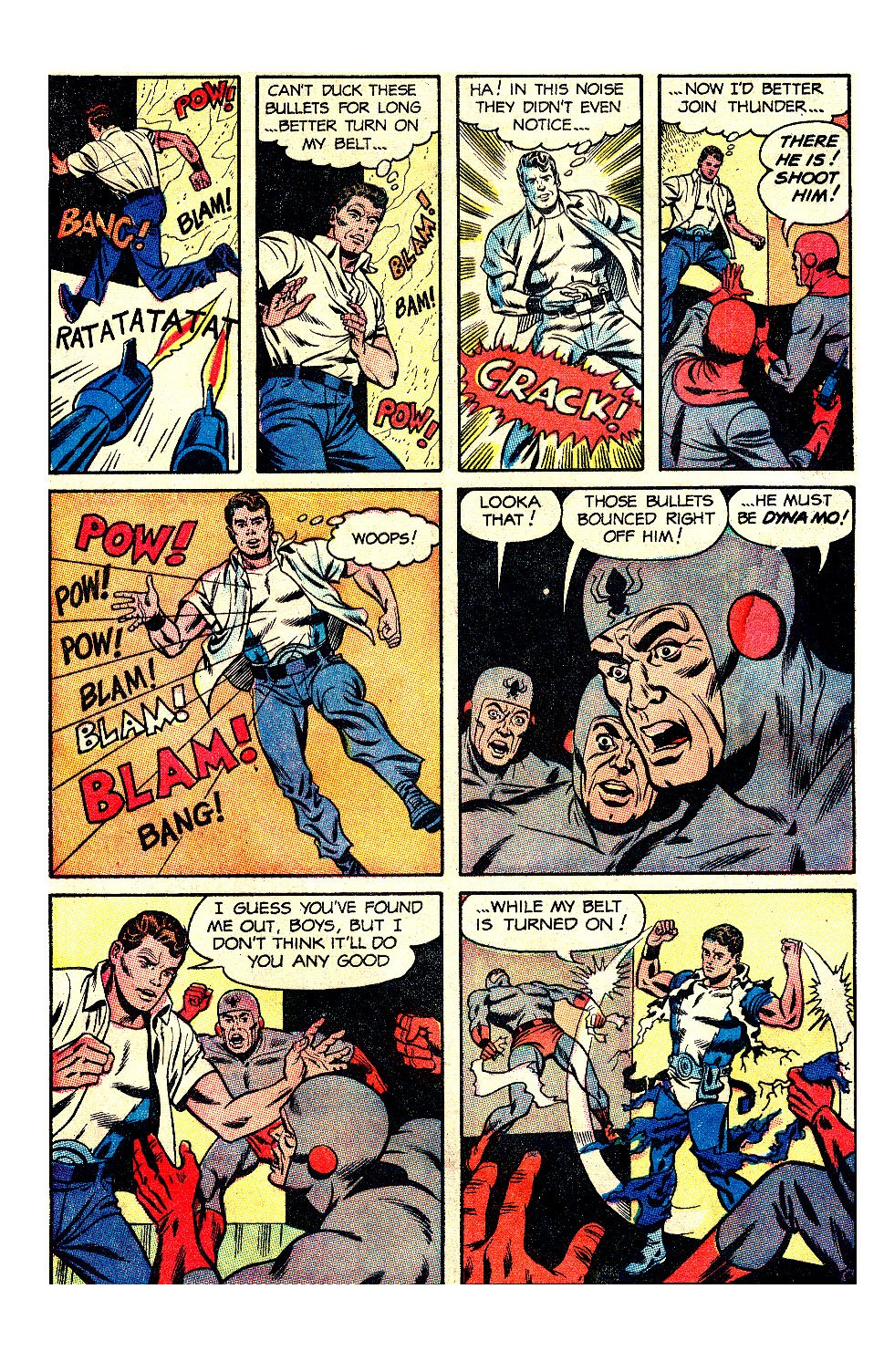 T.H.U.N.D.E.R. Agents (1965) issue 17 - Page 41