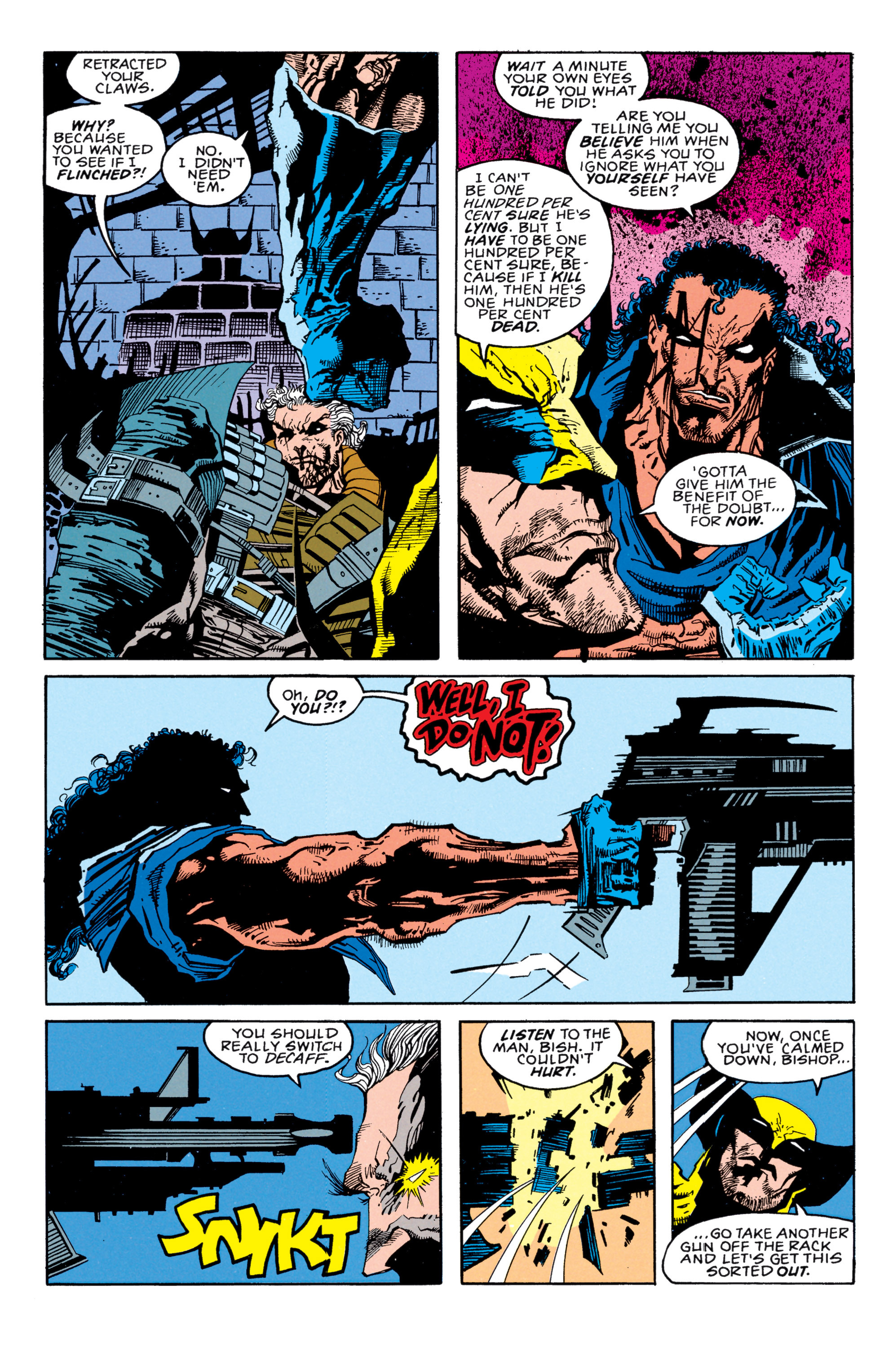 Read online X-Factor (1986) comic -  Issue #85 - 21