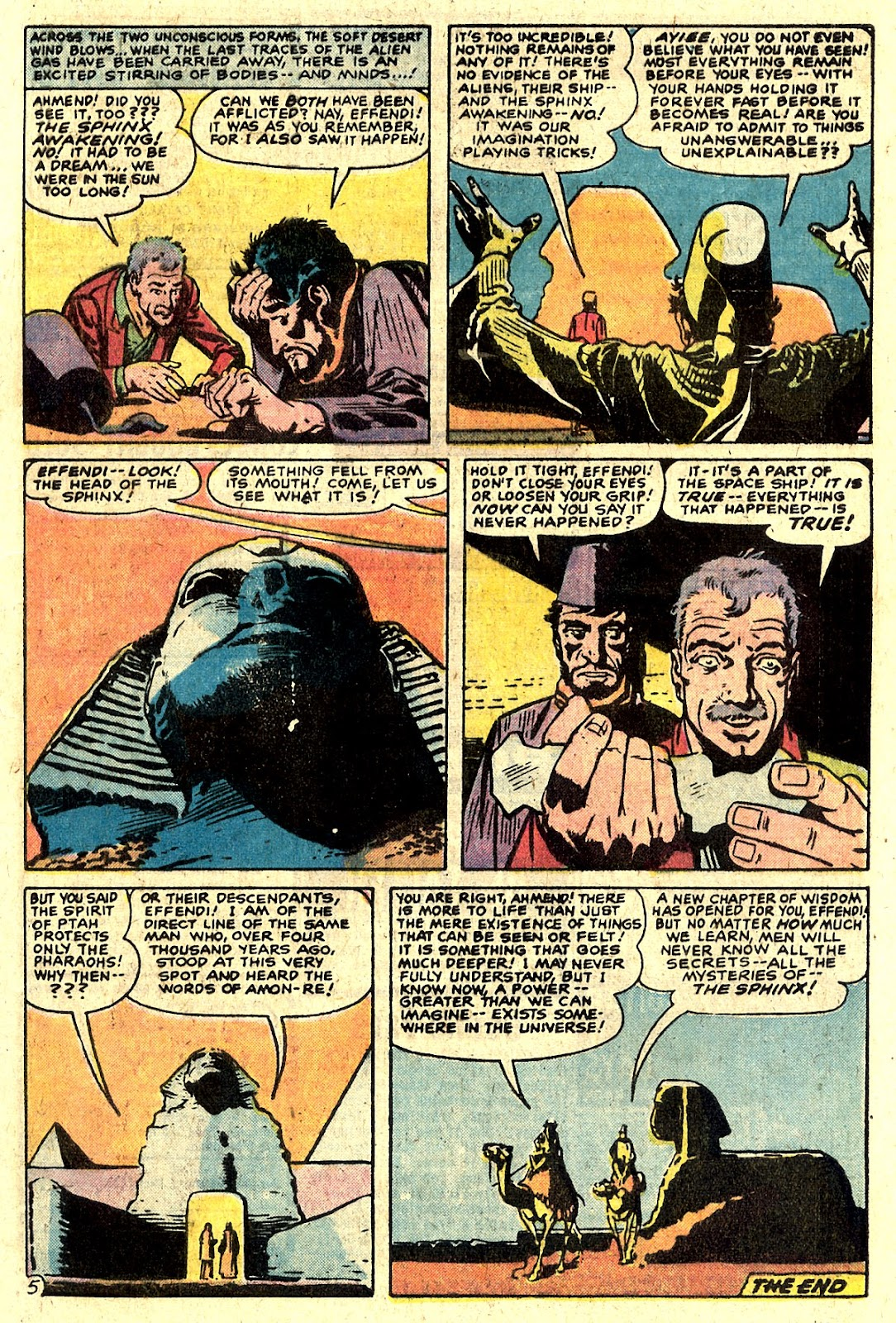 Journey Into Mystery (1972) issue 14 - Page 9
