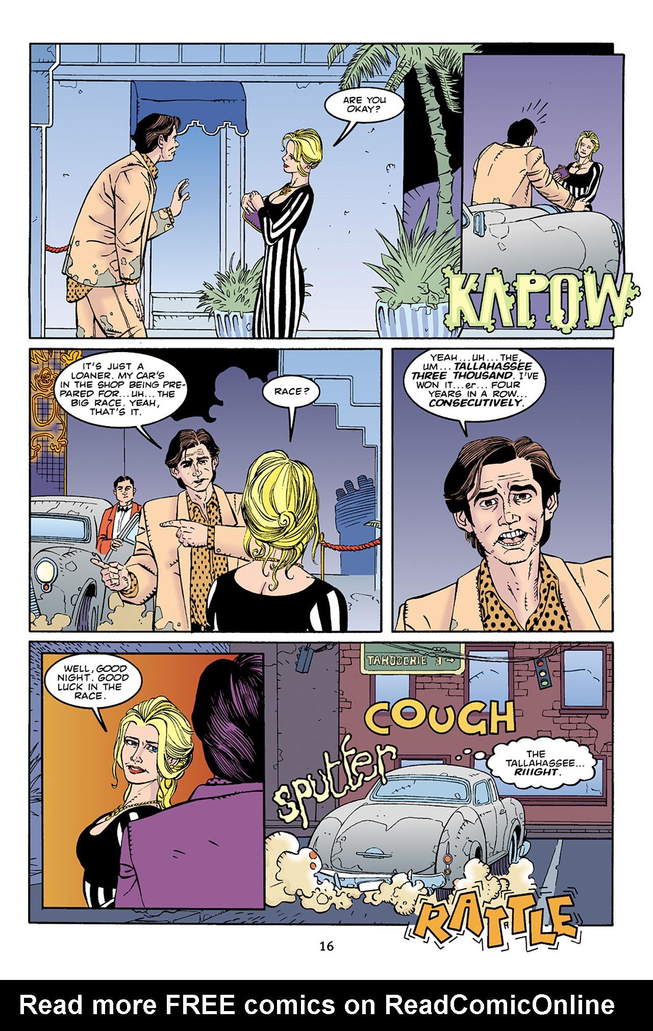 Read online Adventures Of The Mask Omnibus comic -  Issue #Adventures Of The Mask Omnibus Full - 16