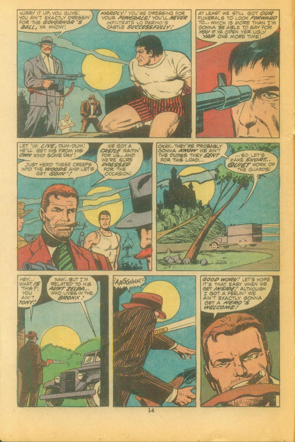 Read online Sgt. Fury comic -  Issue #102 - 16