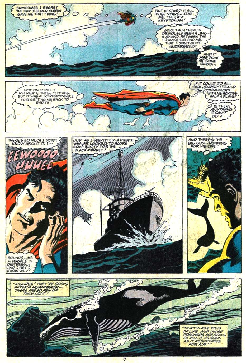 Read online Adventures of Superman (1987) comic -  Issue #460 - 8