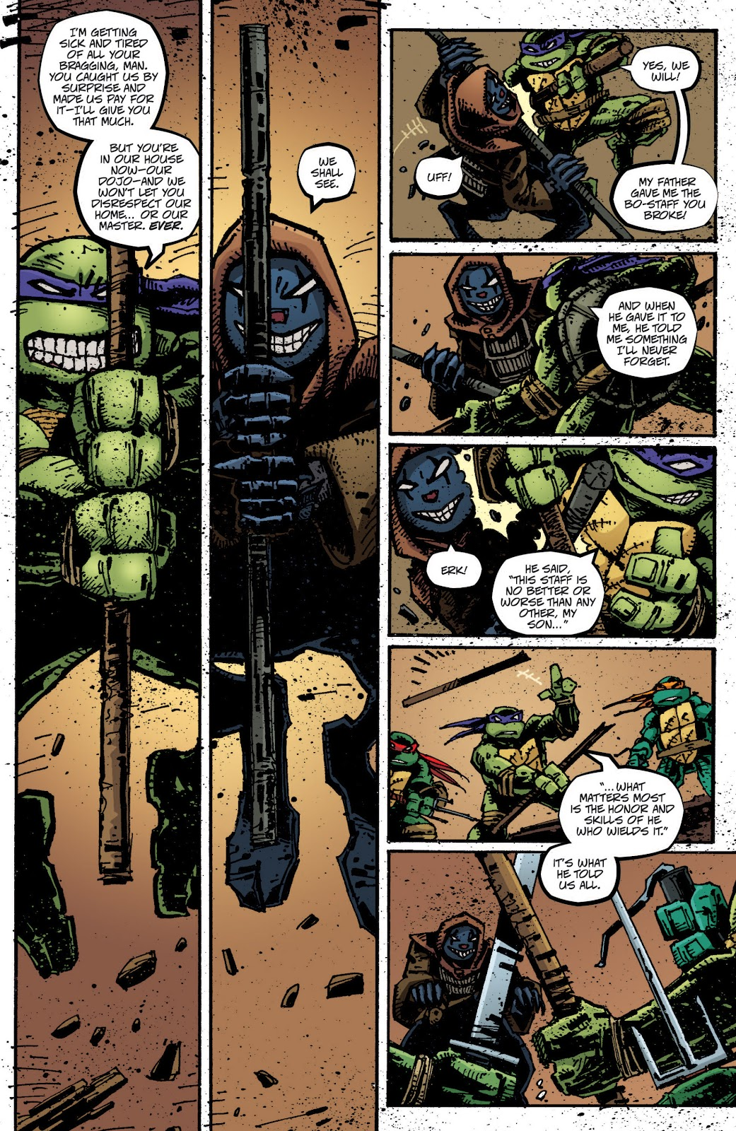 Comic Teenage Mutant Ninja Turtles (2011) issue 23