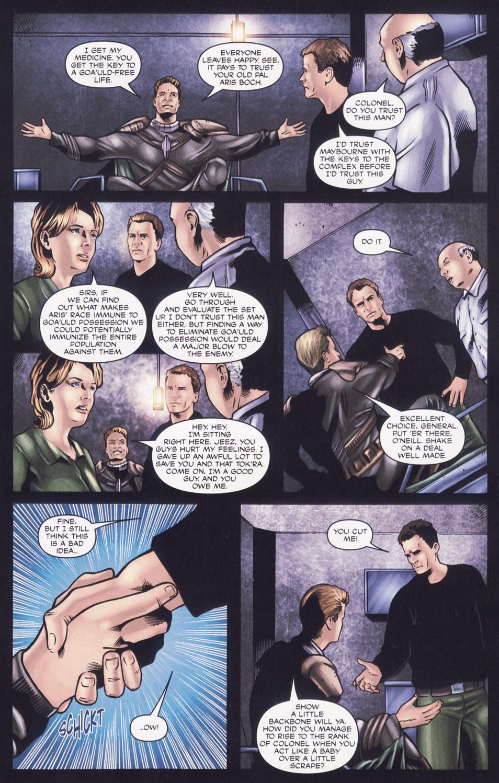 Read online Stargate SG-1: Aris Boch comic -  Issue # Full - 9
